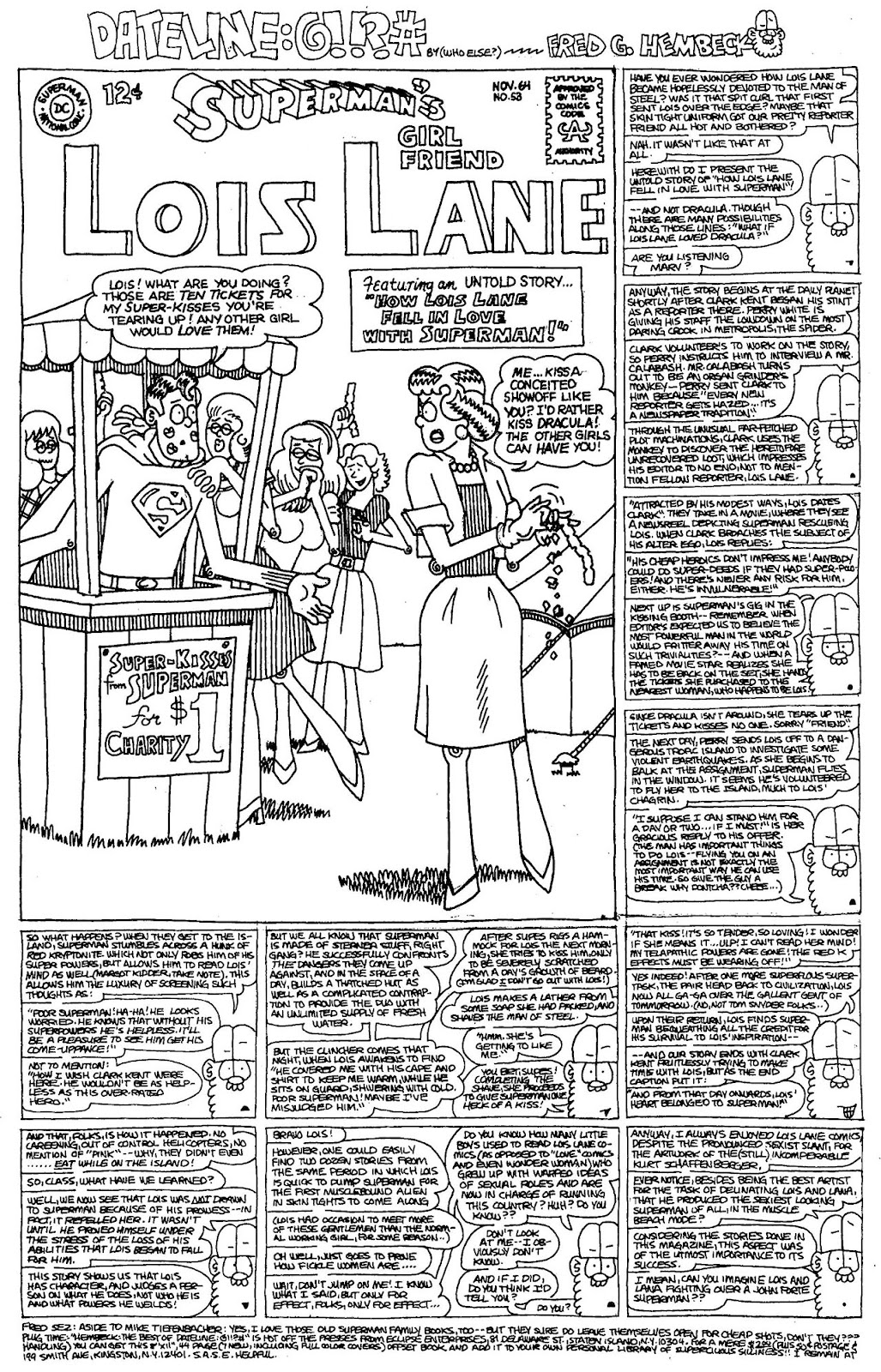 Read online The Nearly Complete Essential Hembeck Archives Omnibus comic -  Issue # TPB (Part 4) - 32