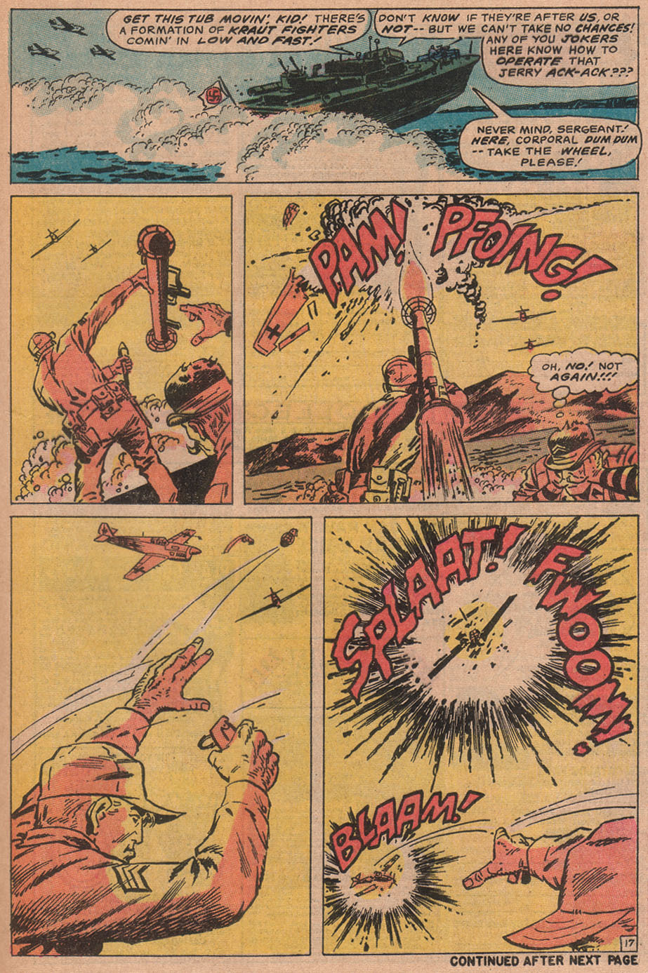 Read online Sgt. Fury comic -  Issue #77 - 25