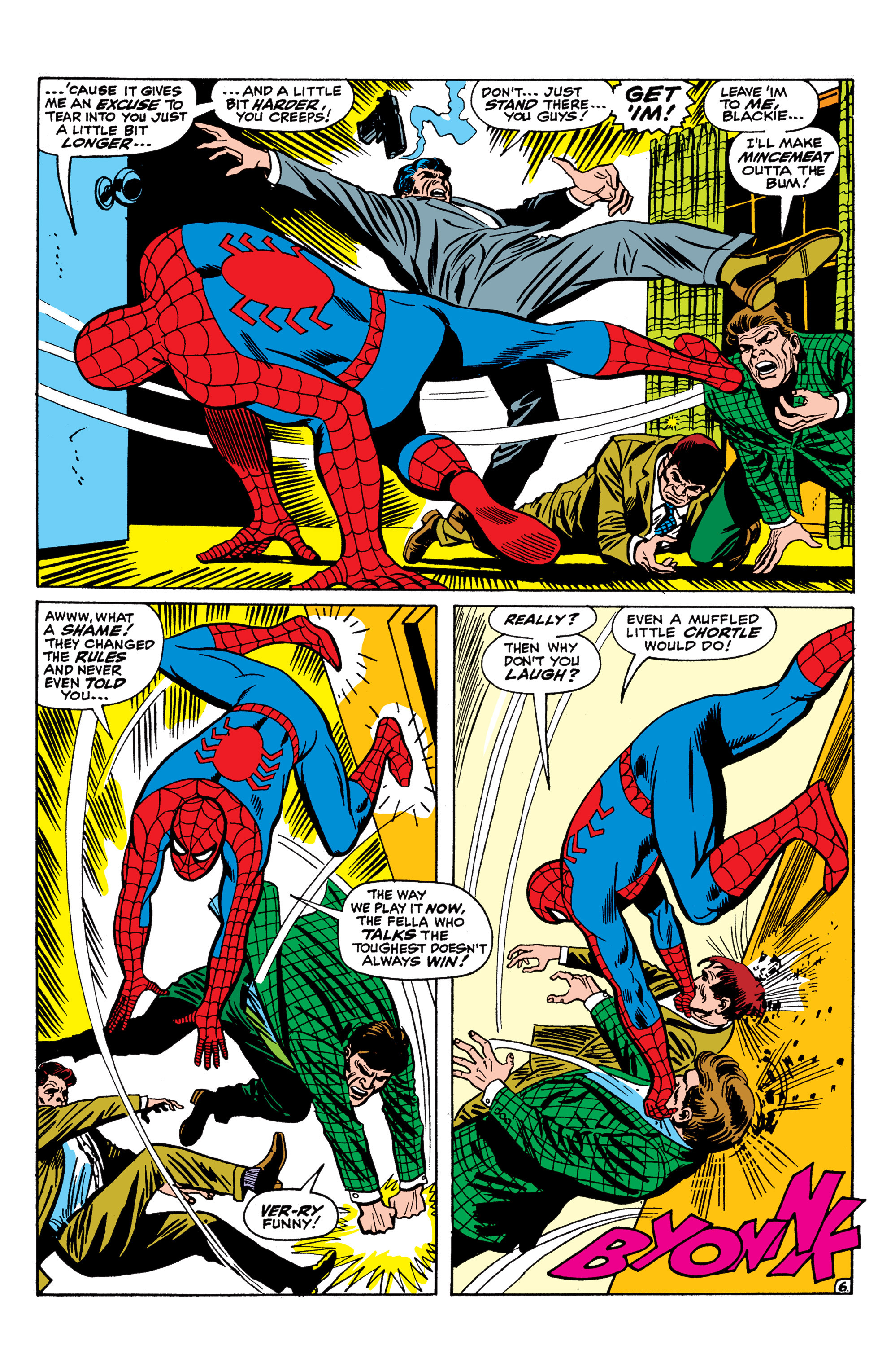 The Amazing Spider-Man (1963) 61 Page 6