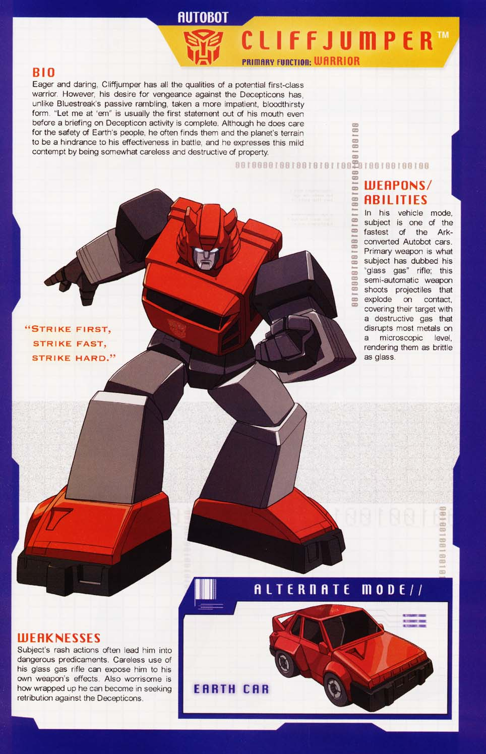 Read online Transformers: More than Meets the Eye comic -  Issue #1 - 57