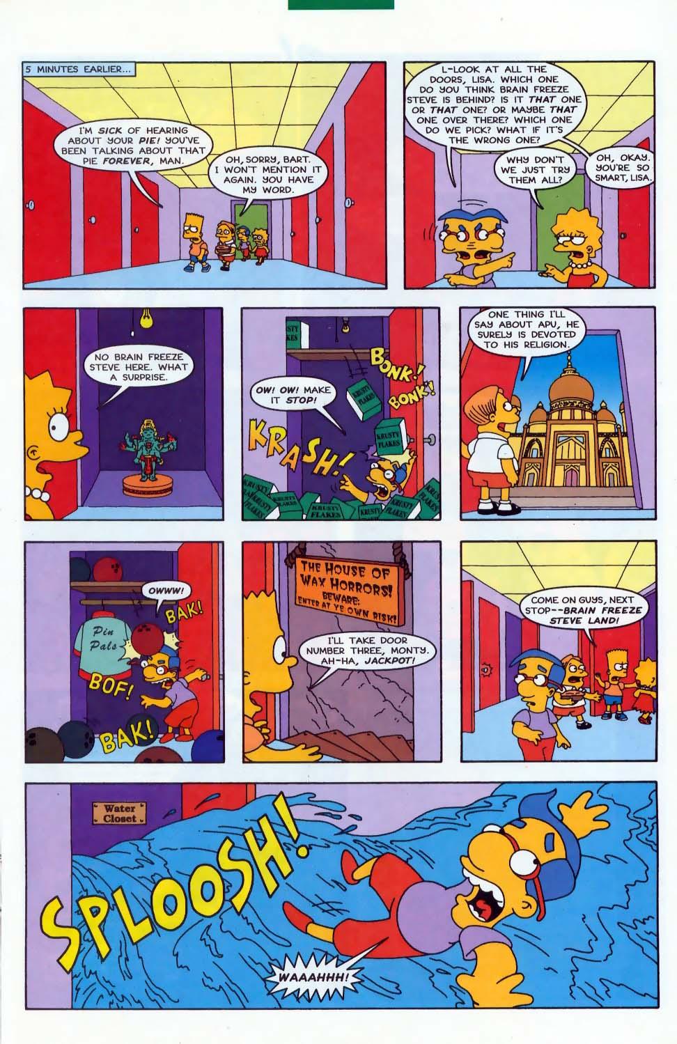 Read online Simpsons Comics comic -  Issue #43 - 12