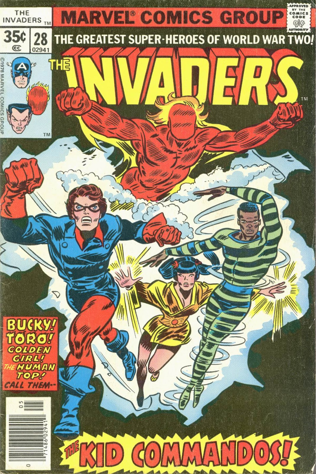 The Invaders (1975) issue 28 - Page 1
