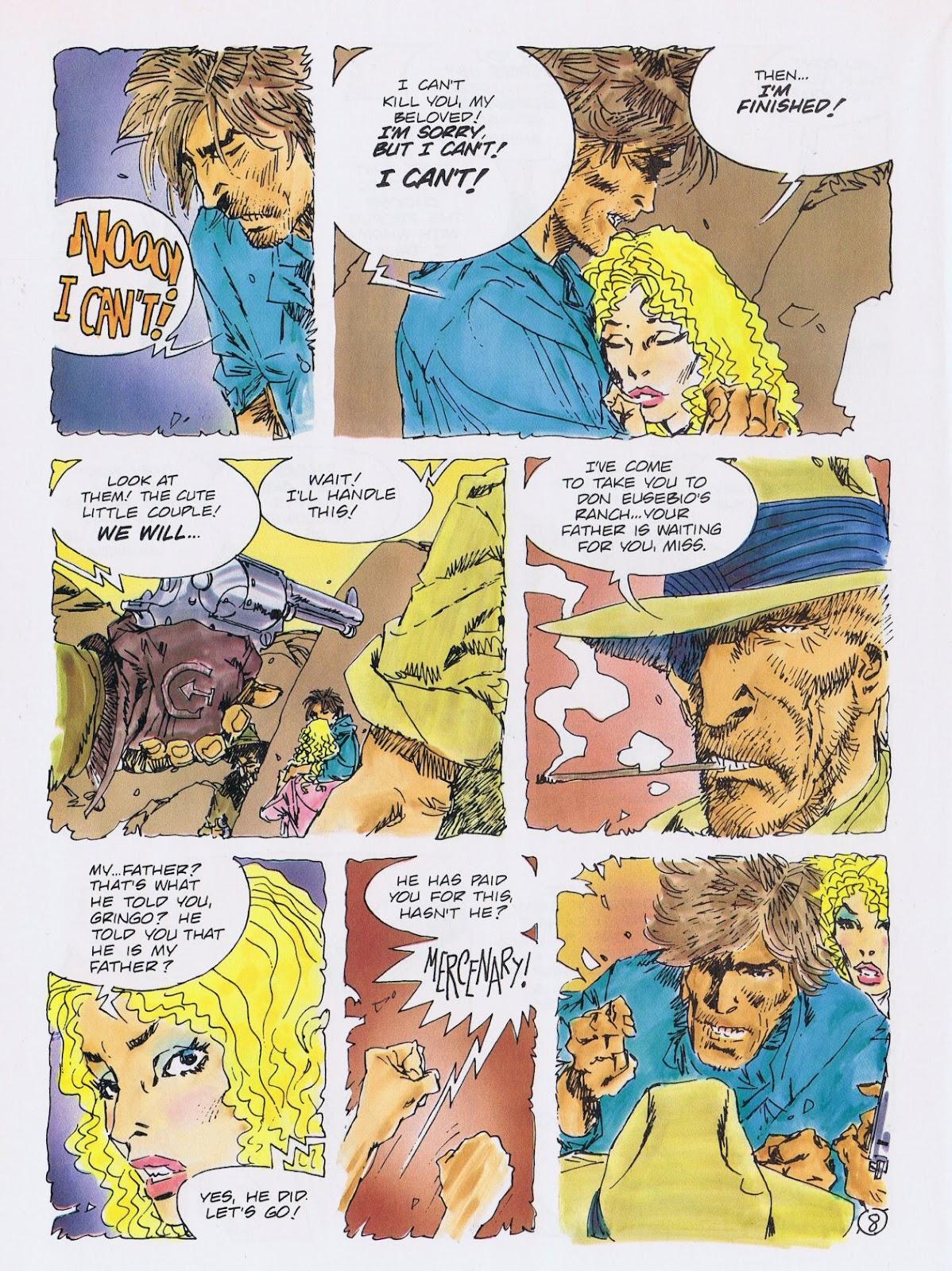 Read online Merchants of Death comic -  Issue #2 - 28