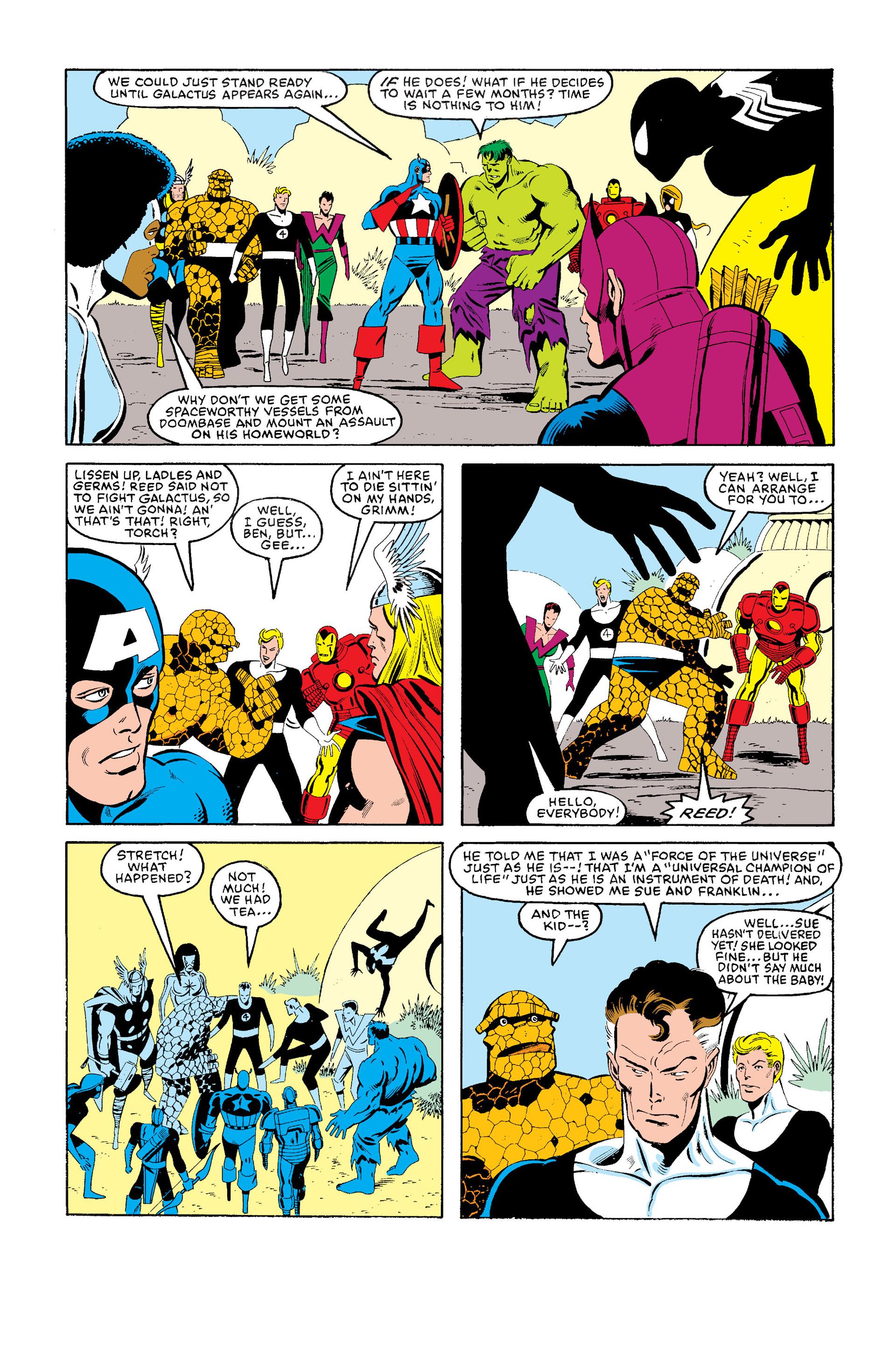 Read online Secret Wars (1985) comic -  Issue #9 - 18