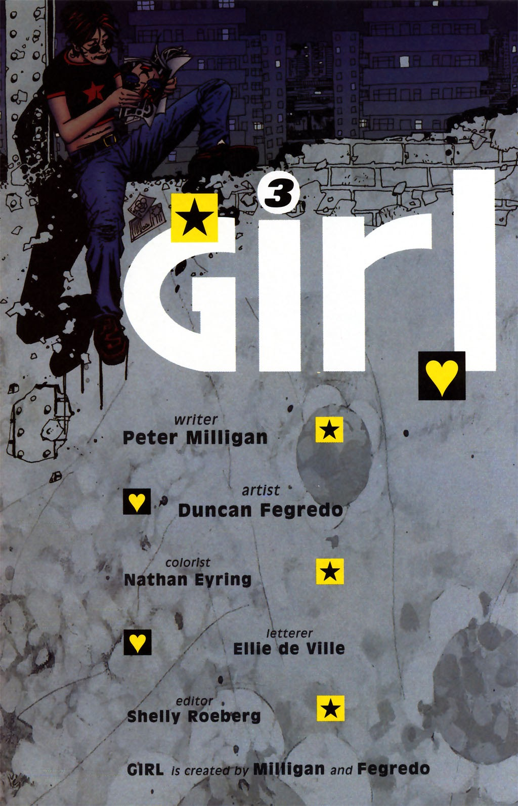 Read online Girl comic -  Issue #3 - 2