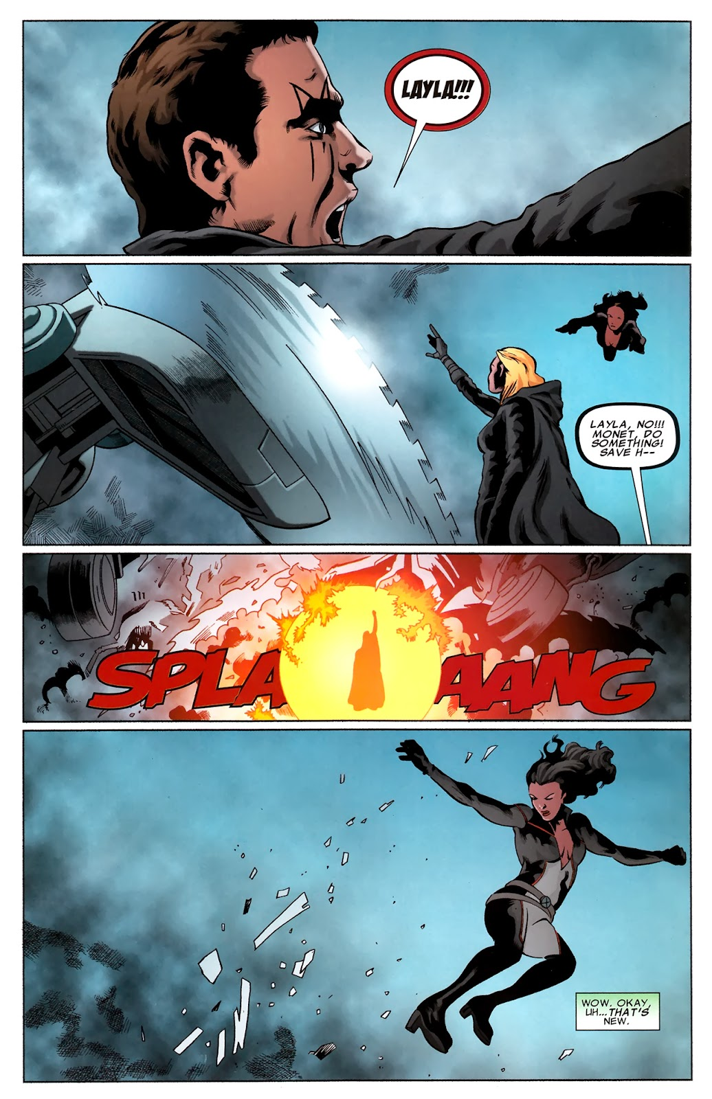 Read online X-Men: Second Coming Revelations comic -  Issue # TPB (Part 2) - 114