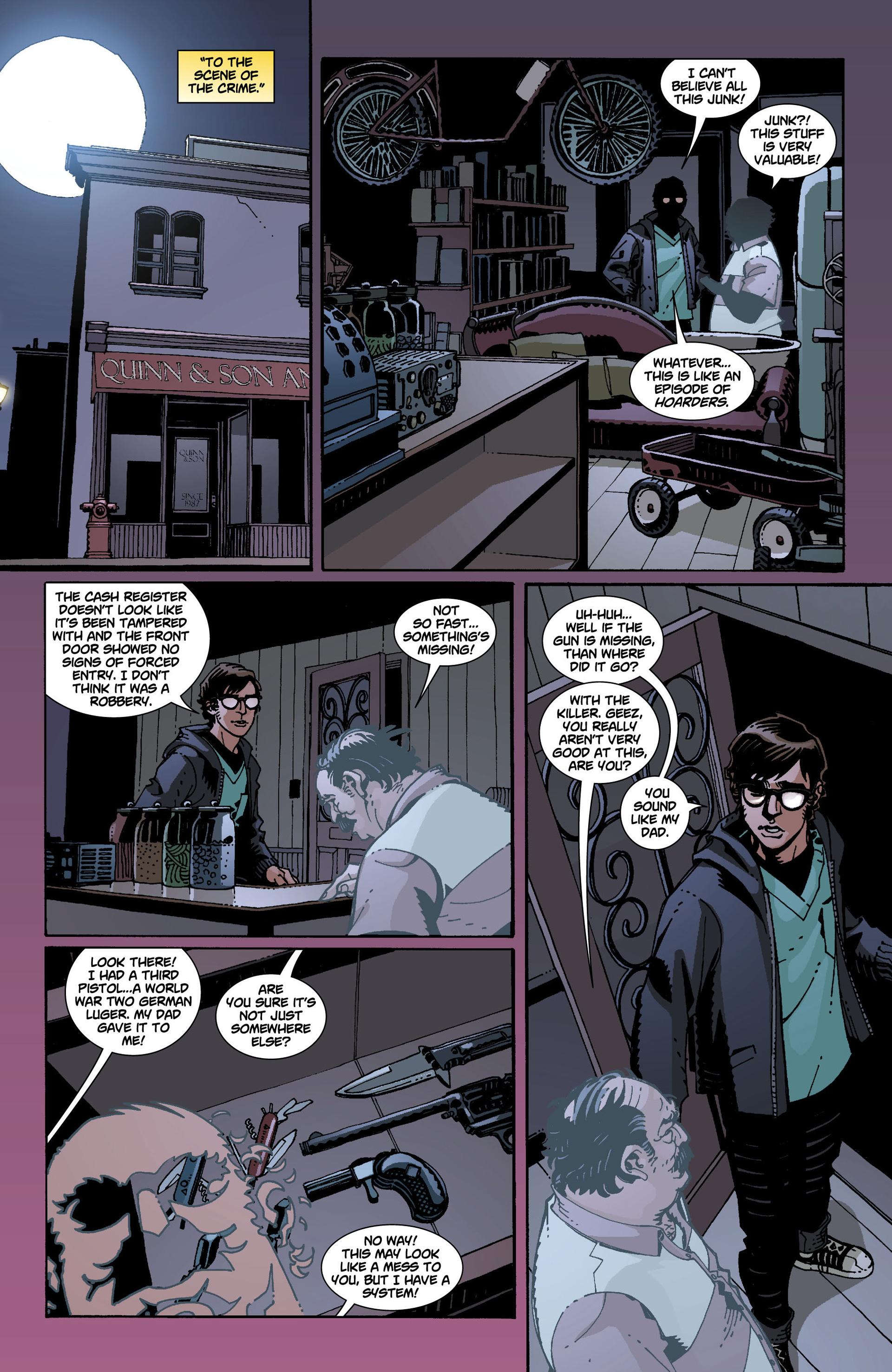 Read online National Comics: Eternity comic -  Issue # Full - 18