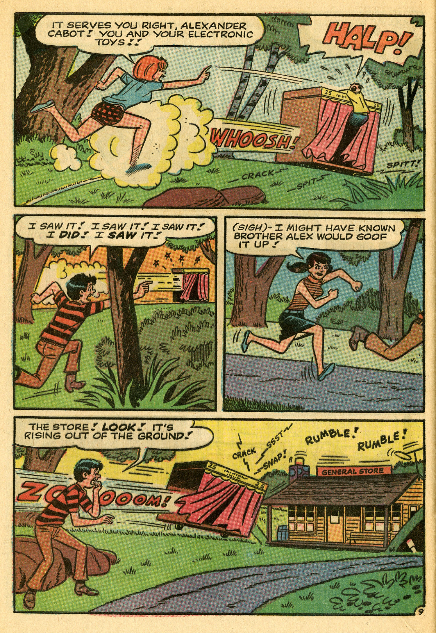 Read online She's Josie comic -  Issue #24 - 32