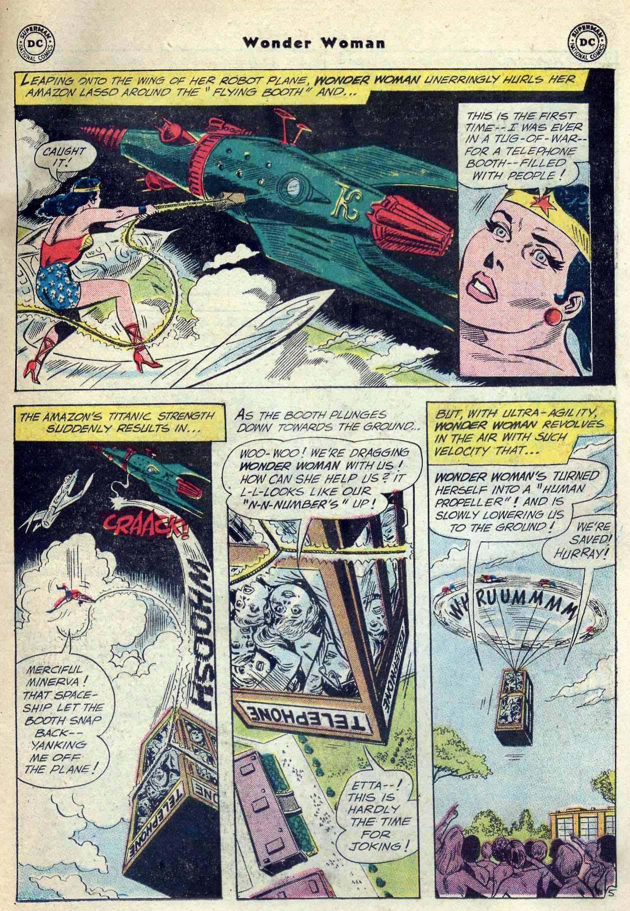 Read online Wonder Woman (1942) comic -  Issue #127 - 7