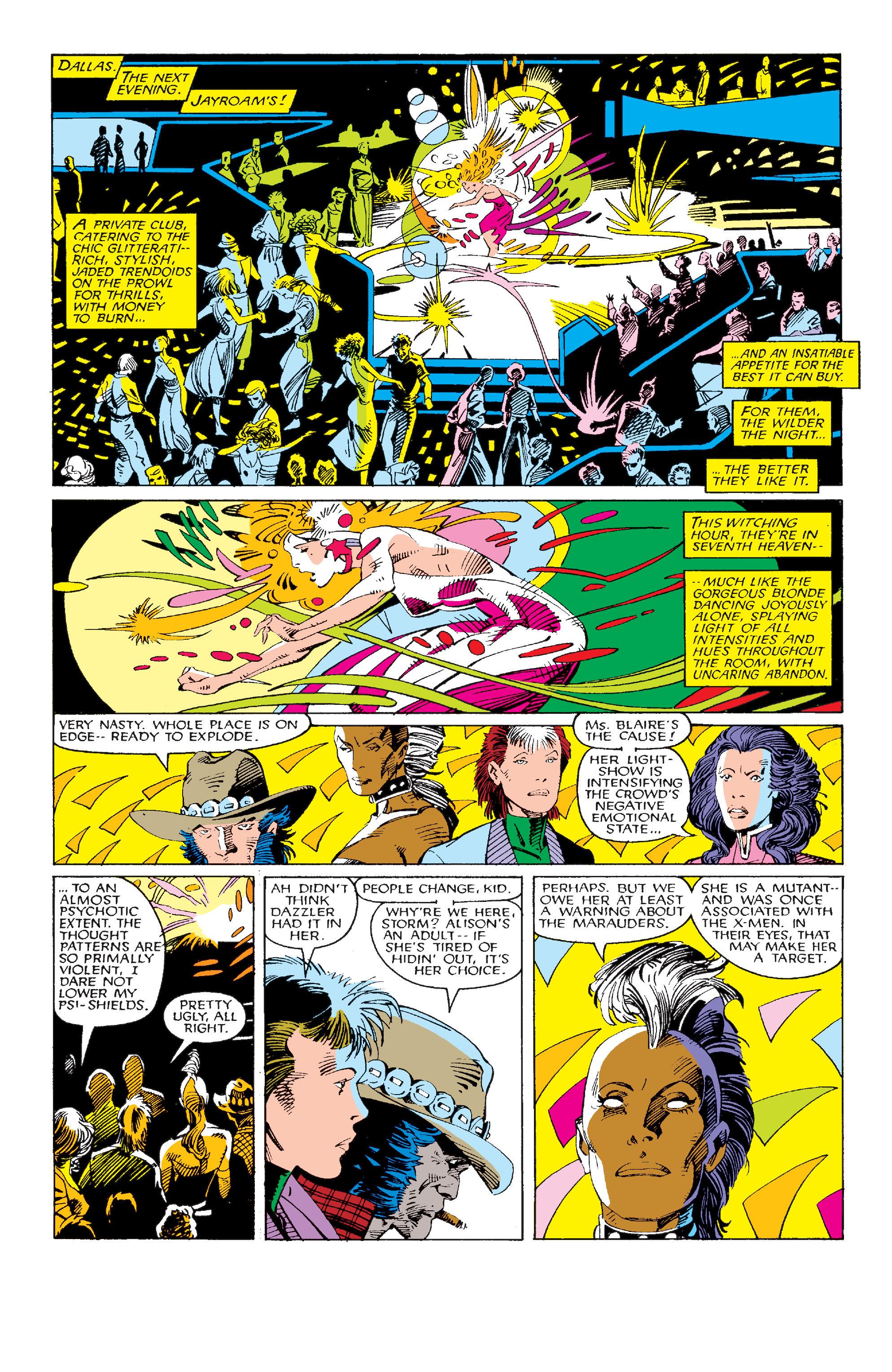 Read online Uncanny X-Men (1963) comic -  Issue #214 - 11