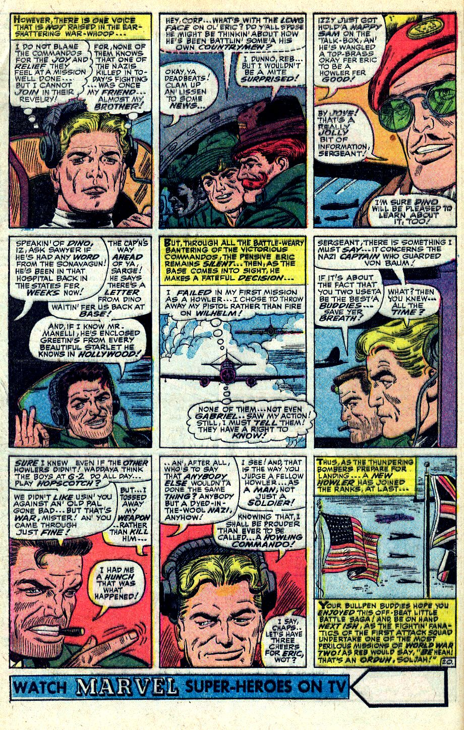 Read online Sgt. Fury comic -  Issue #36 - 27