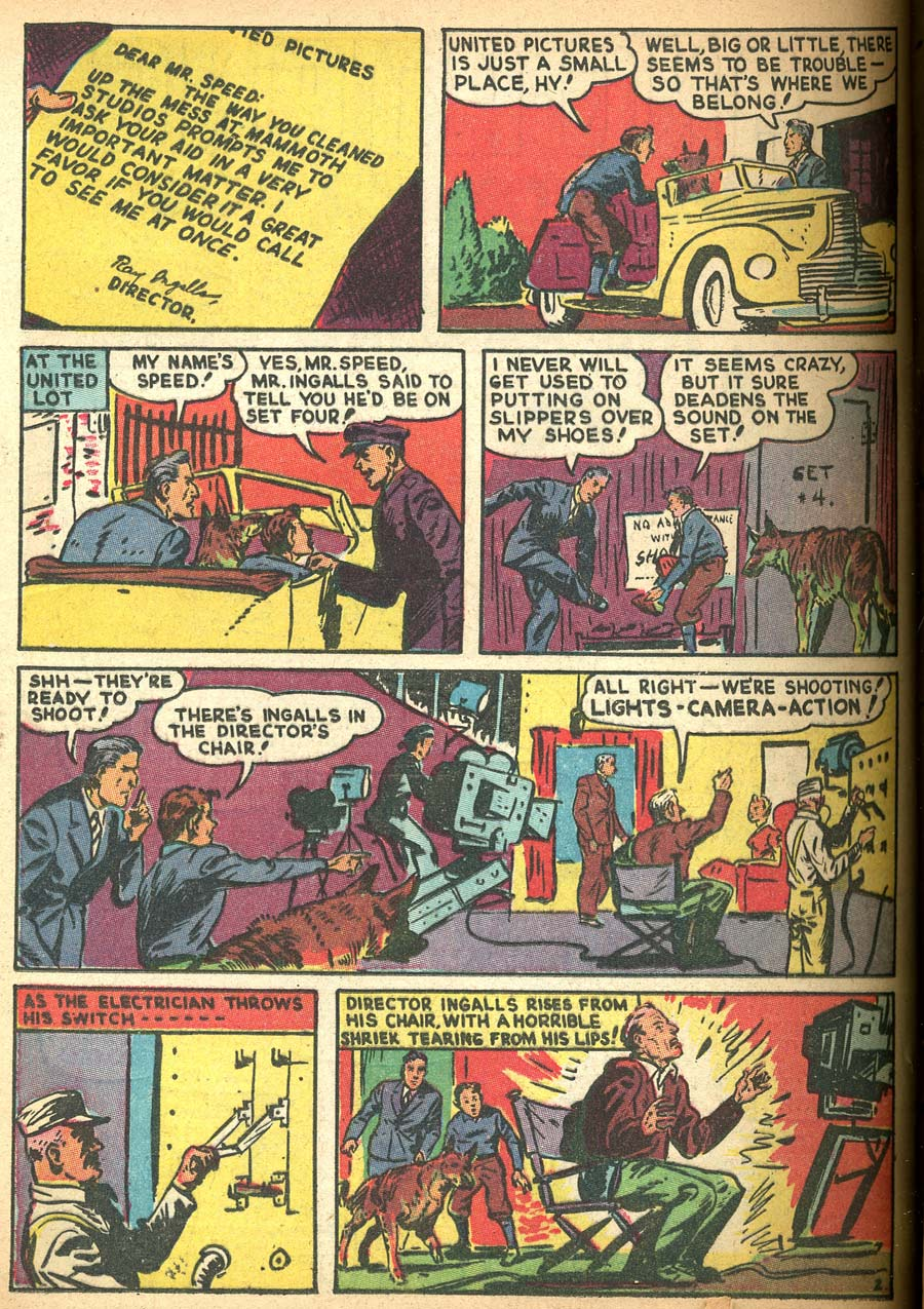 Blue Ribbon Comics (1939) issue 8 - Page 4