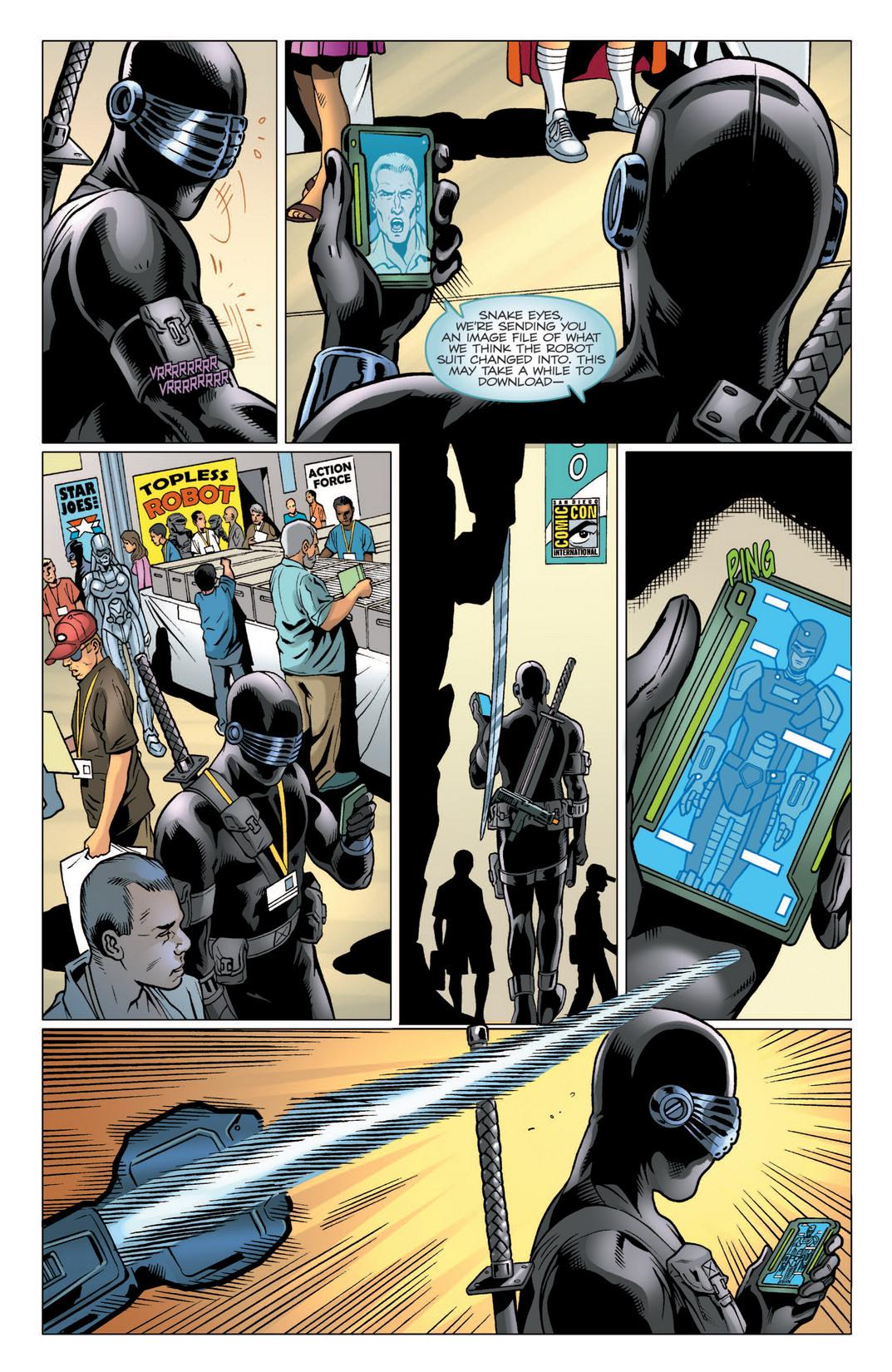 G.I. Joe: A Real American Hero 180 Page 21