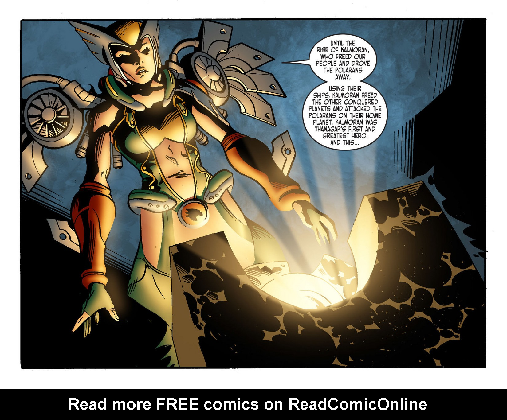 Read online Ame-Comi Girls comic -  Issue #15 - 20