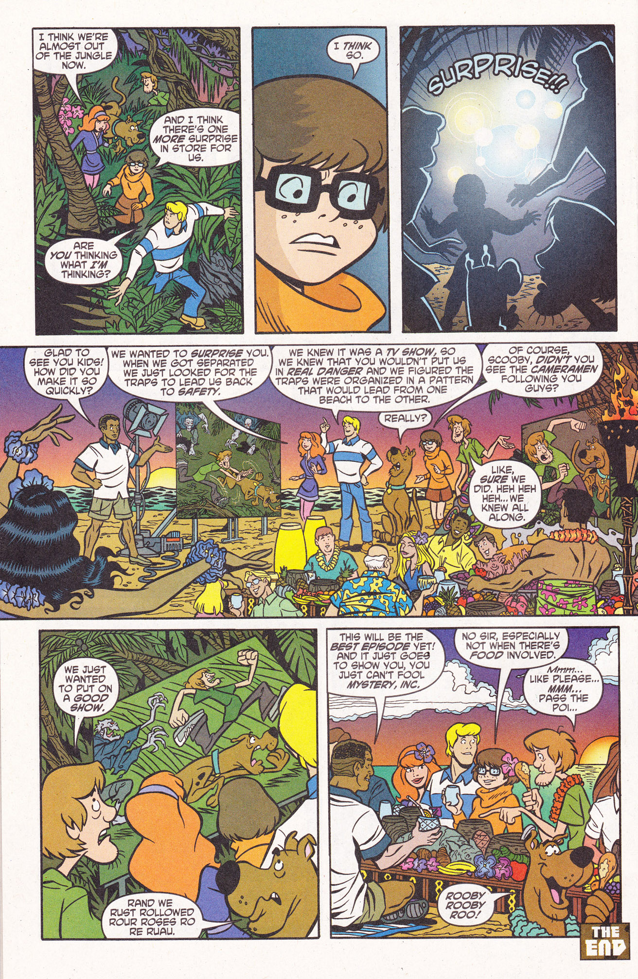 Read online Scooby-Doo (1997) comic -  Issue #109 - 32
