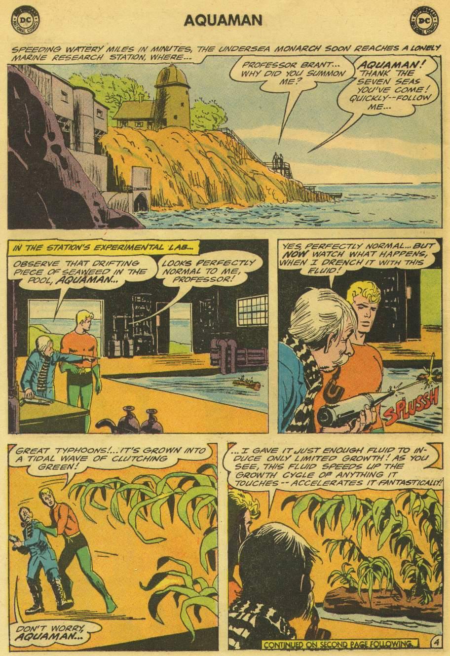 Aquaman (1962) Issue #21 #21 - English 6
