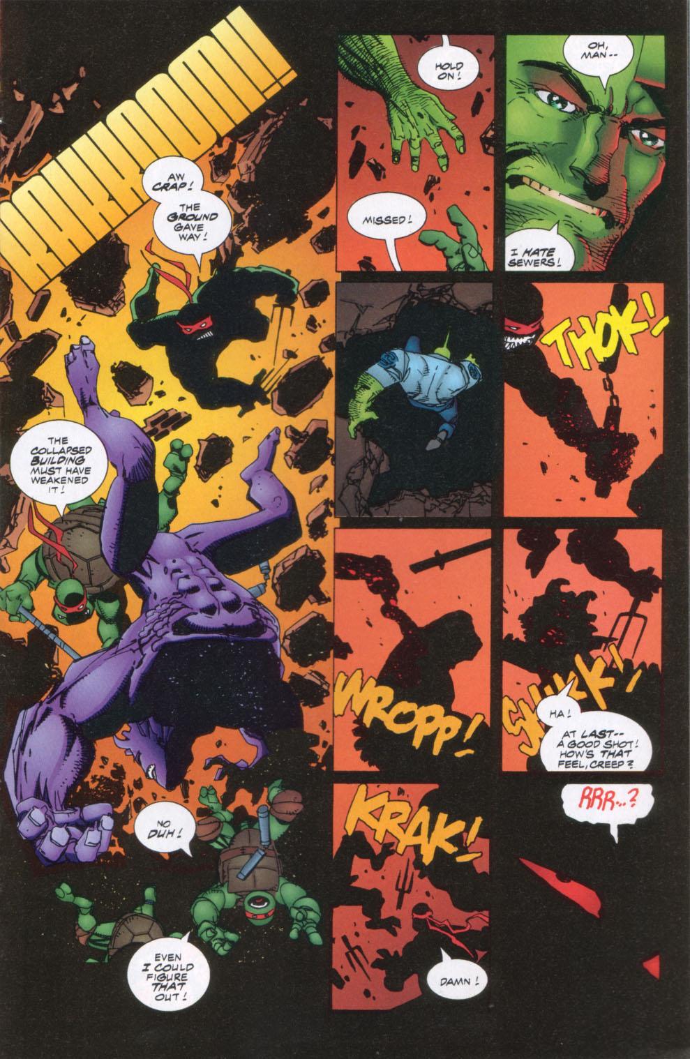 The Savage Dragon (1993) Issue #22 #25 - English 12