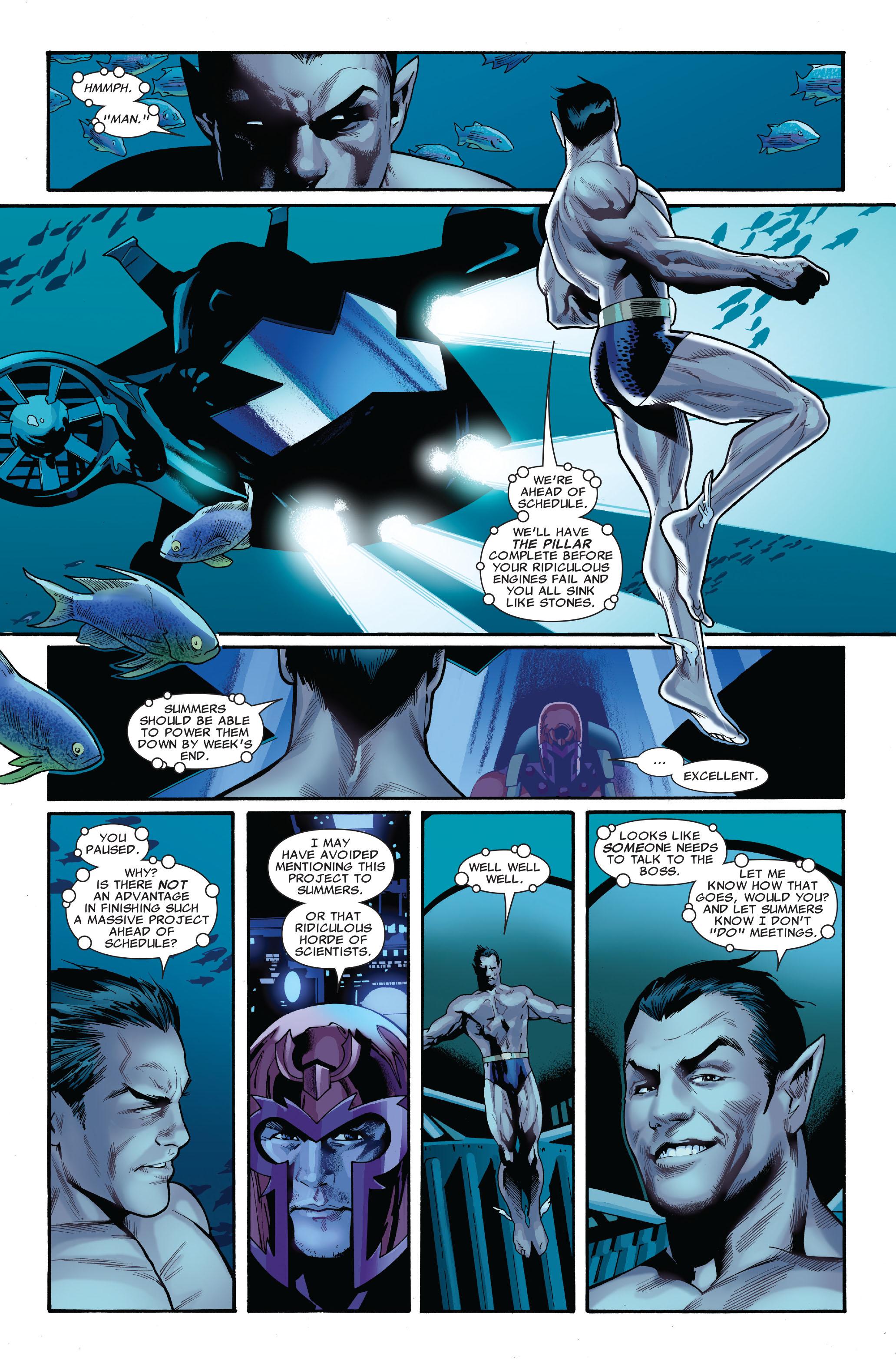Read online Uncanny X-Men (1963) comic -  Issue #520 - 10