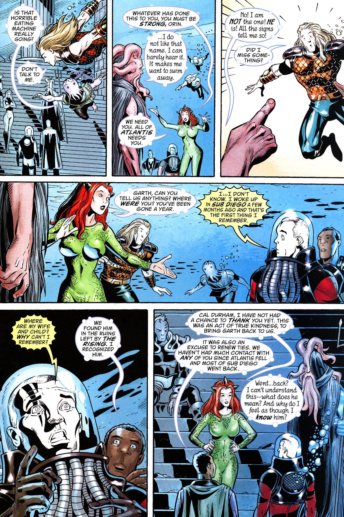Read online Aquaman: Sword of Atlantis comic -  Issue #50 - 23