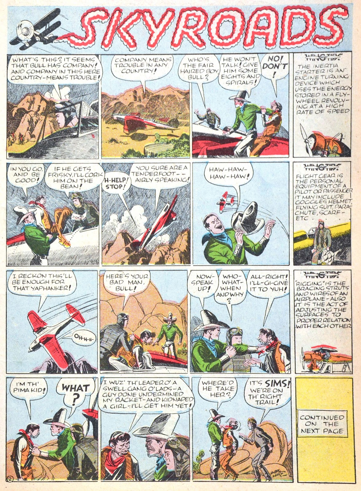 Read online Famous Funnies comic -  Issue #52 - 13