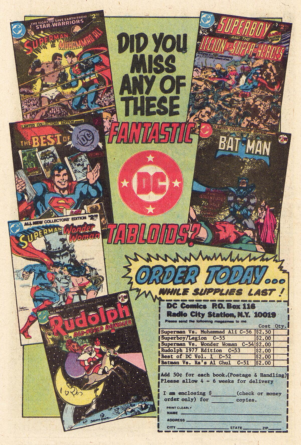 Read online Adventure Comics (1938) comic -  Issue #457 - 14