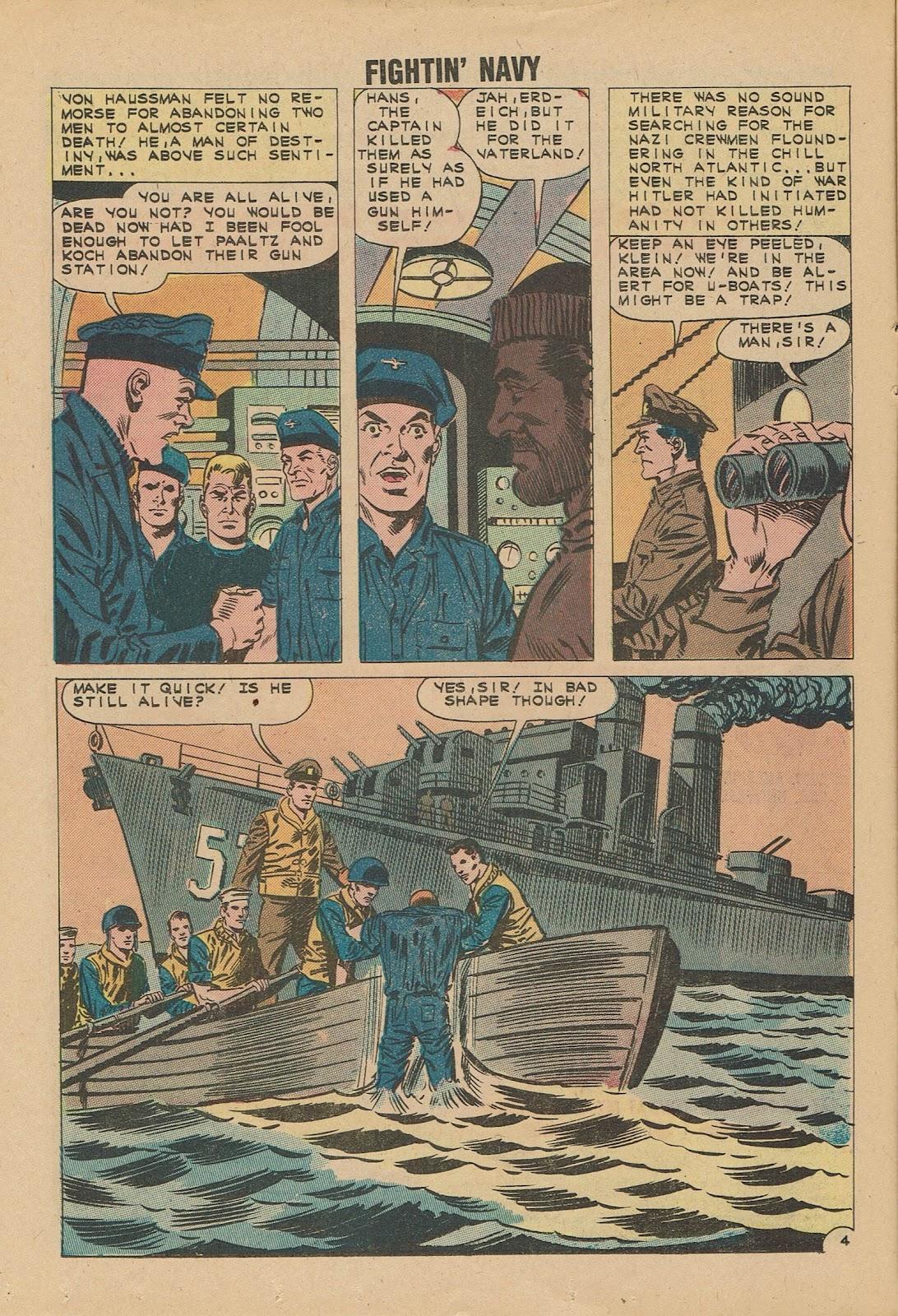 Read online Fightin' Navy comic -  Issue #101 - 16