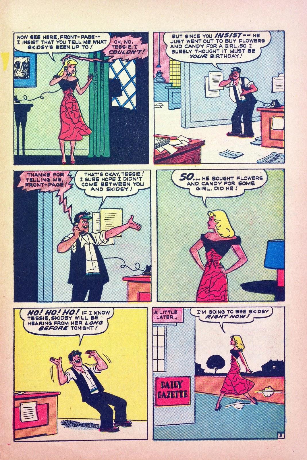 Read online Joker Comics comic -  Issue #39 - 25