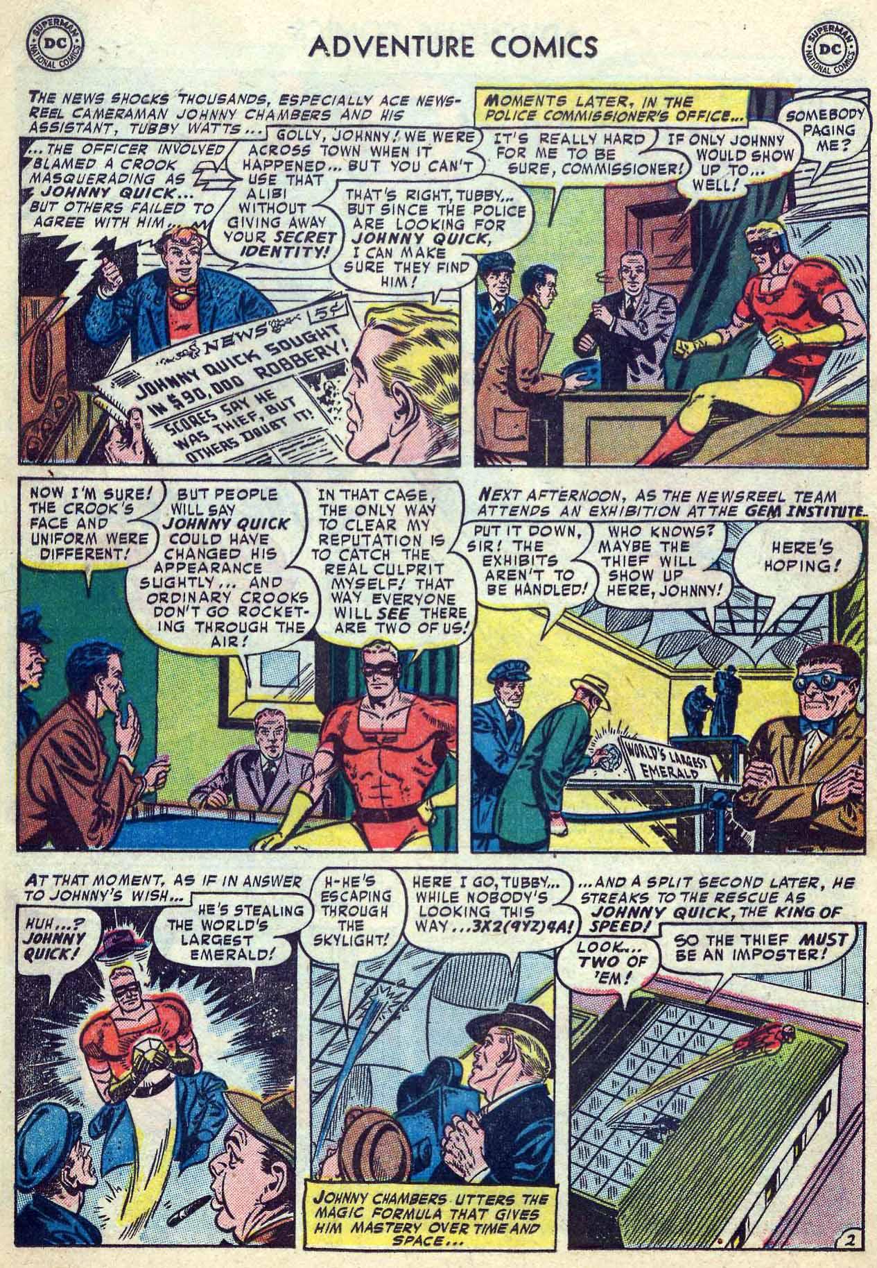 Read online Adventure Comics (1938) comic -  Issue #180 - 26