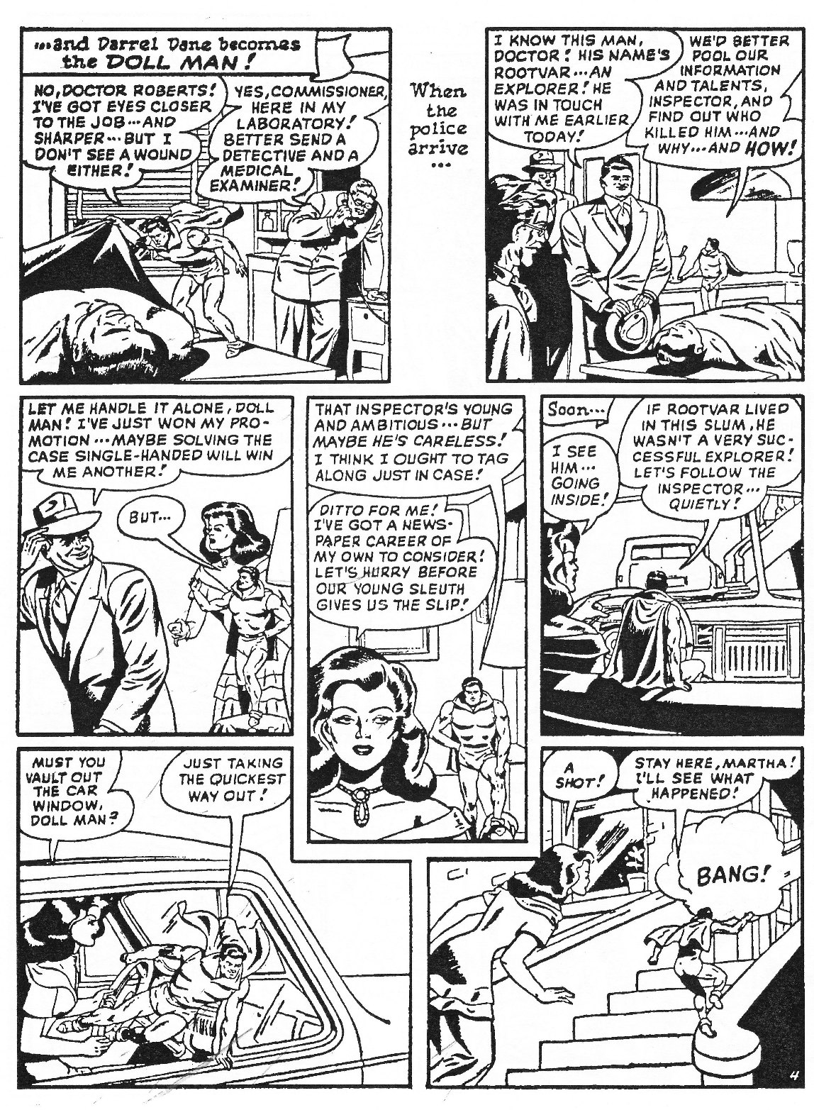 Read online Men of Mystery Comics comic -  Issue #62 - 6