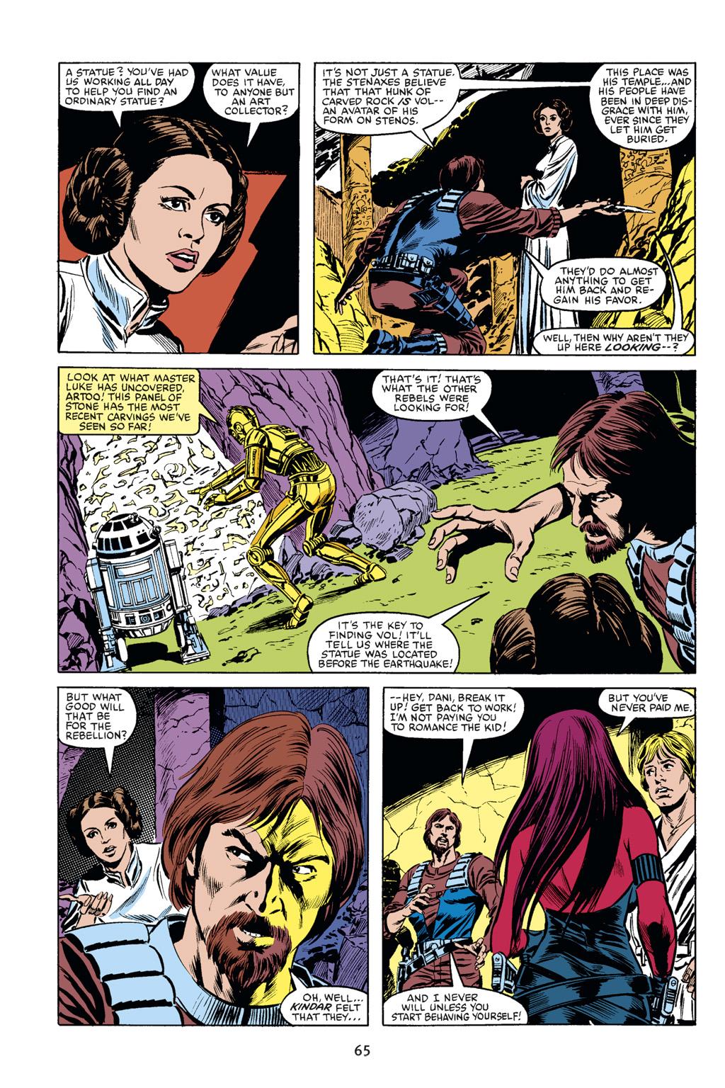 Read online Star Wars Omnibus comic -  Issue # Vol. 18 - 57