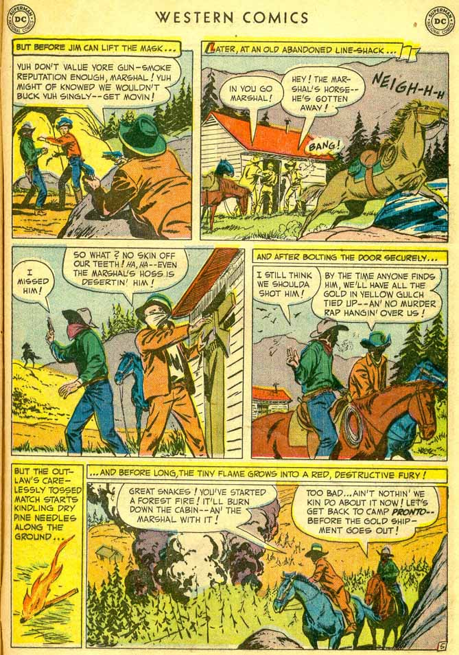 Western Comics issue 25 - Page 43