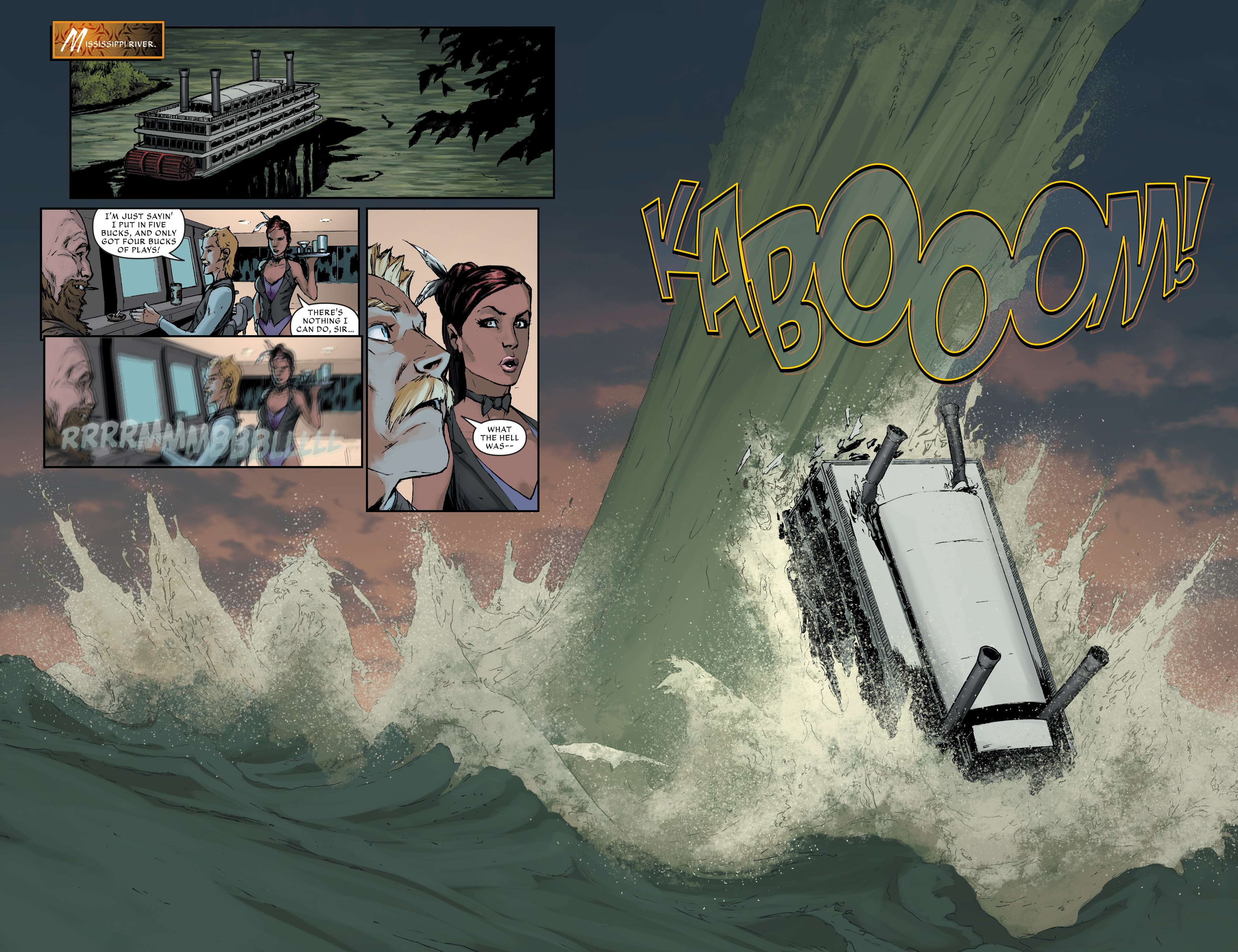 Read online Aspen Universe: Revelations comic -  Issue #4 - 12