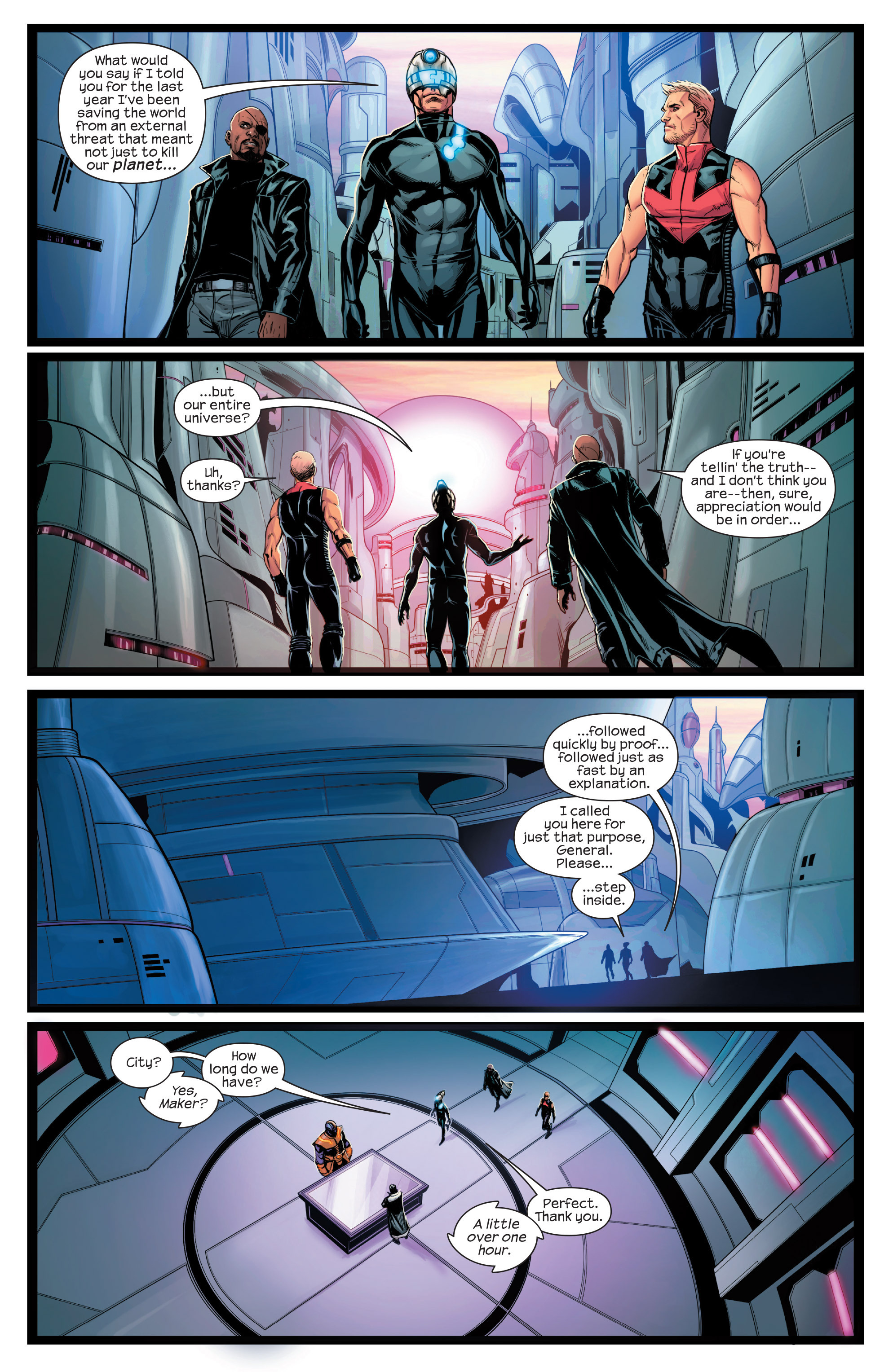 Read online Avengers (2013) comic -  Issue #44 - 18