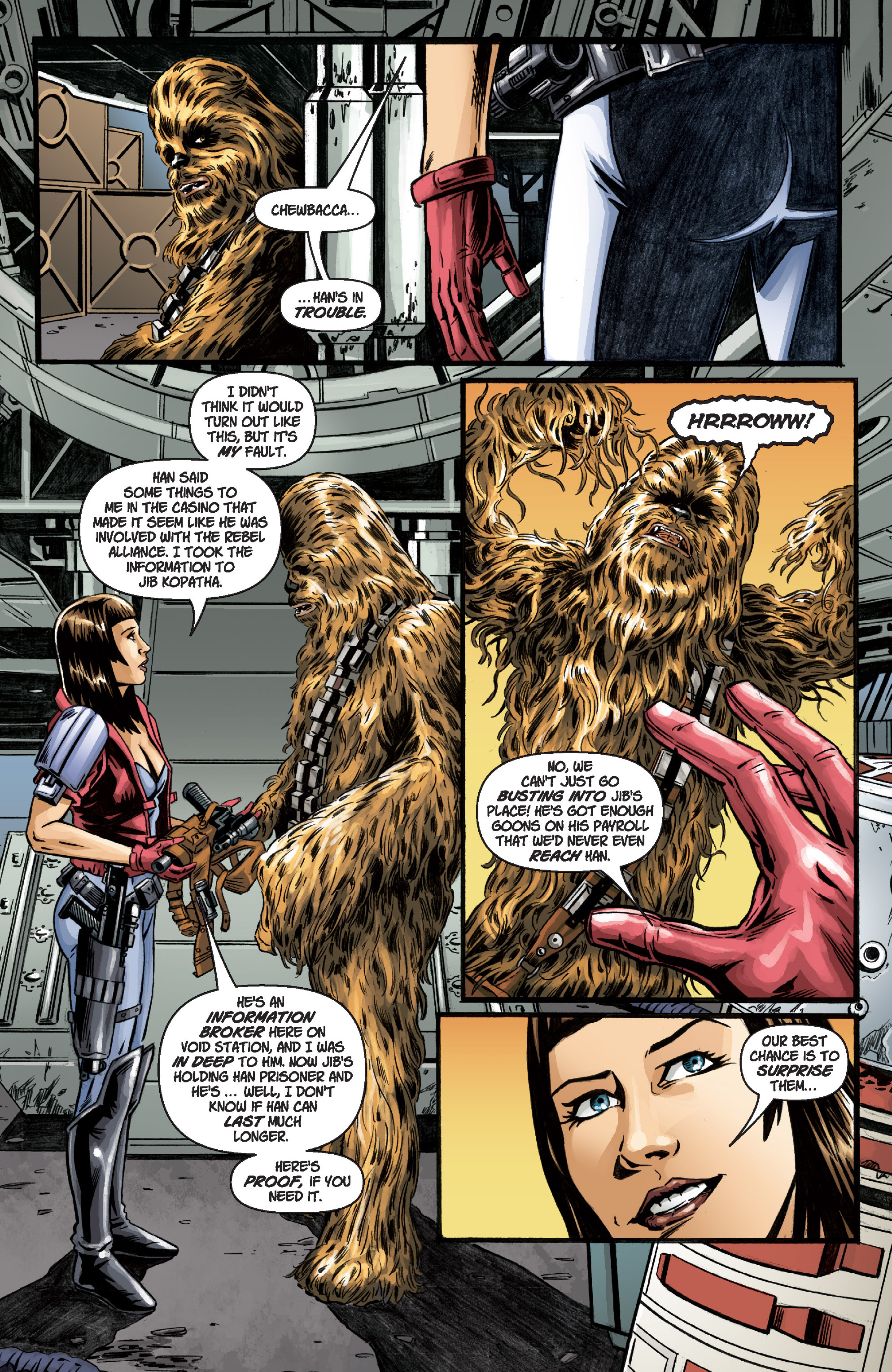 Read online Star Wars Omnibus comic -  Issue # Vol. 17 - 360