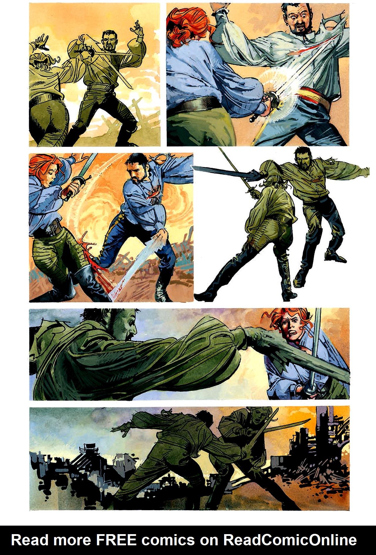 Read online Nikolai Dante comic -  Issue # TPB 4 - 97