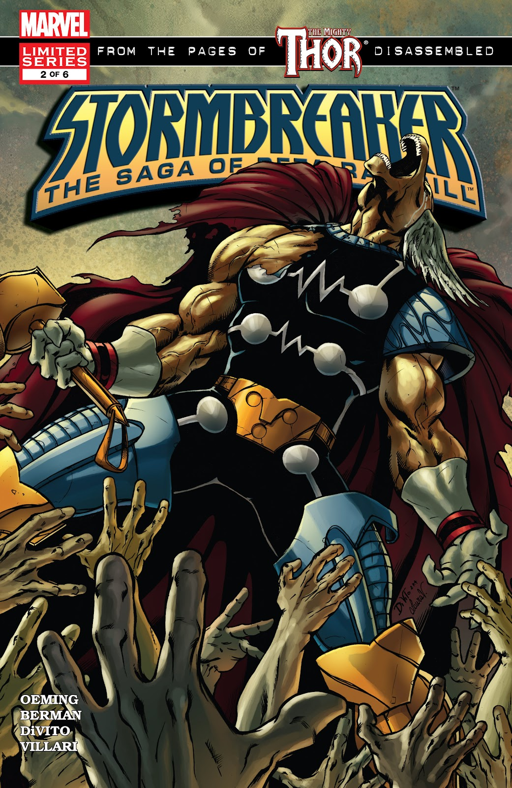 Read online Thor: Ragnaroks comic -  Issue # TPB (Part 3) - 85