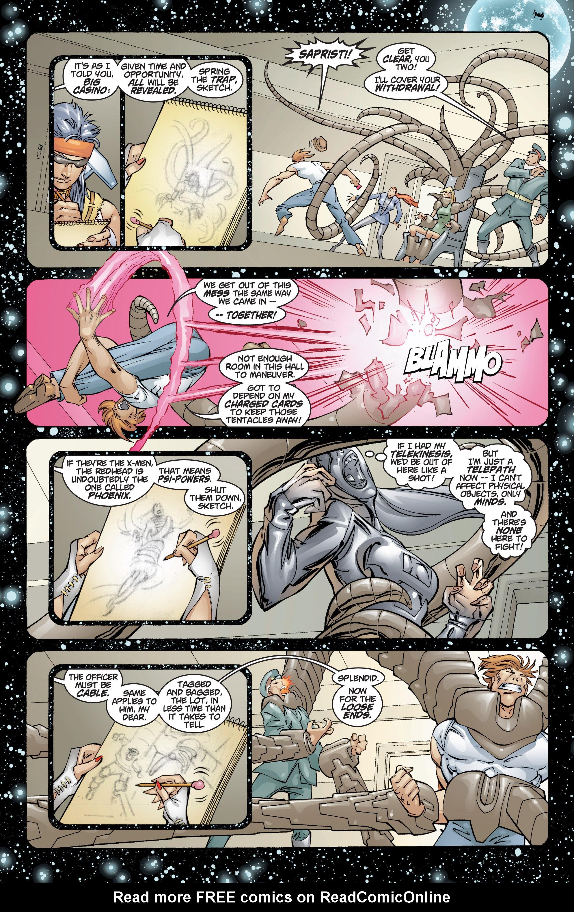 Read online Uncanny X-Men (1963) comic -  Issue #383 - 14