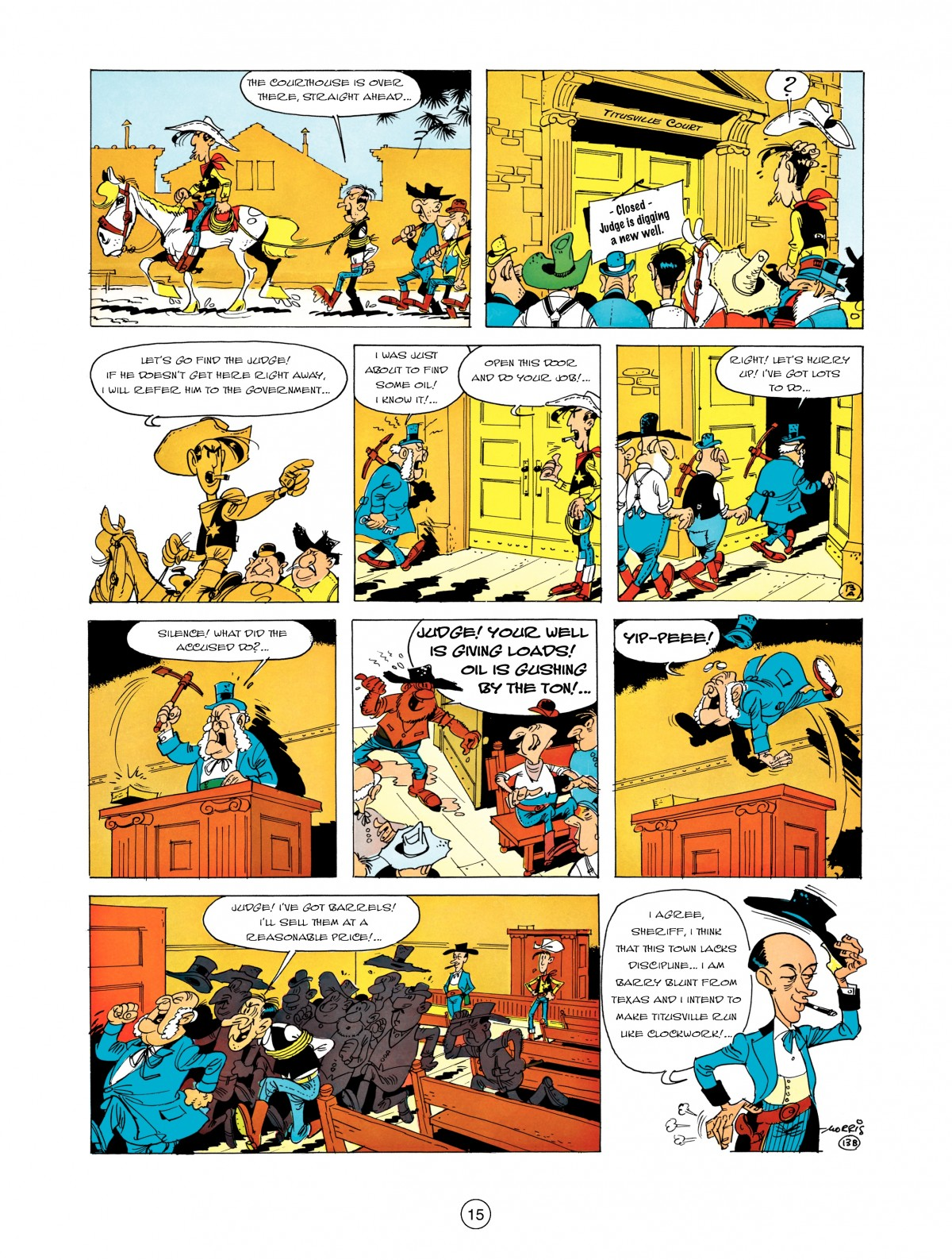 A Lucky Luke Adventure 5 Page 16