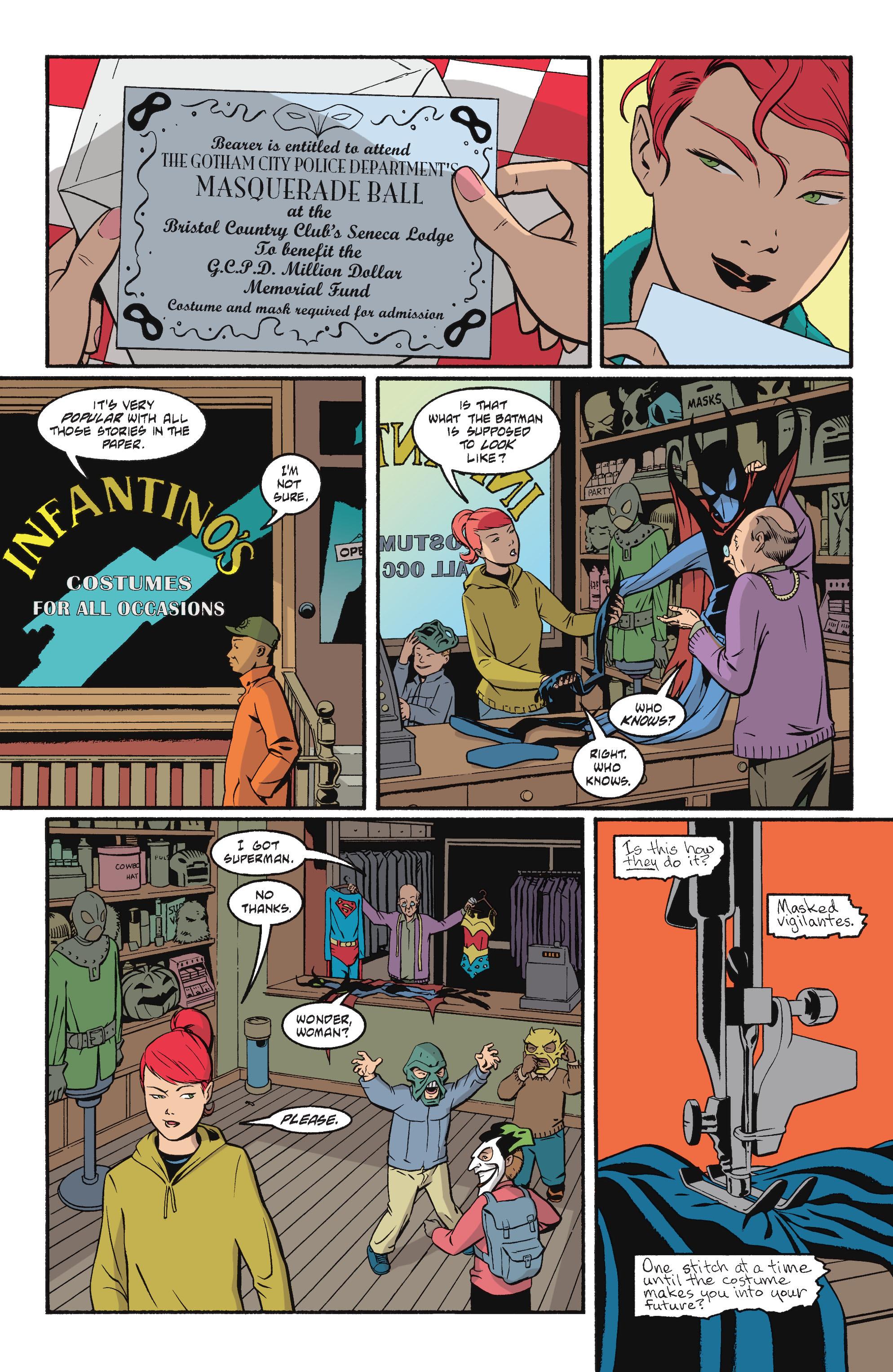 Read online Batgirl/Robin: Year One comic -  Issue # TPB 2 - 24