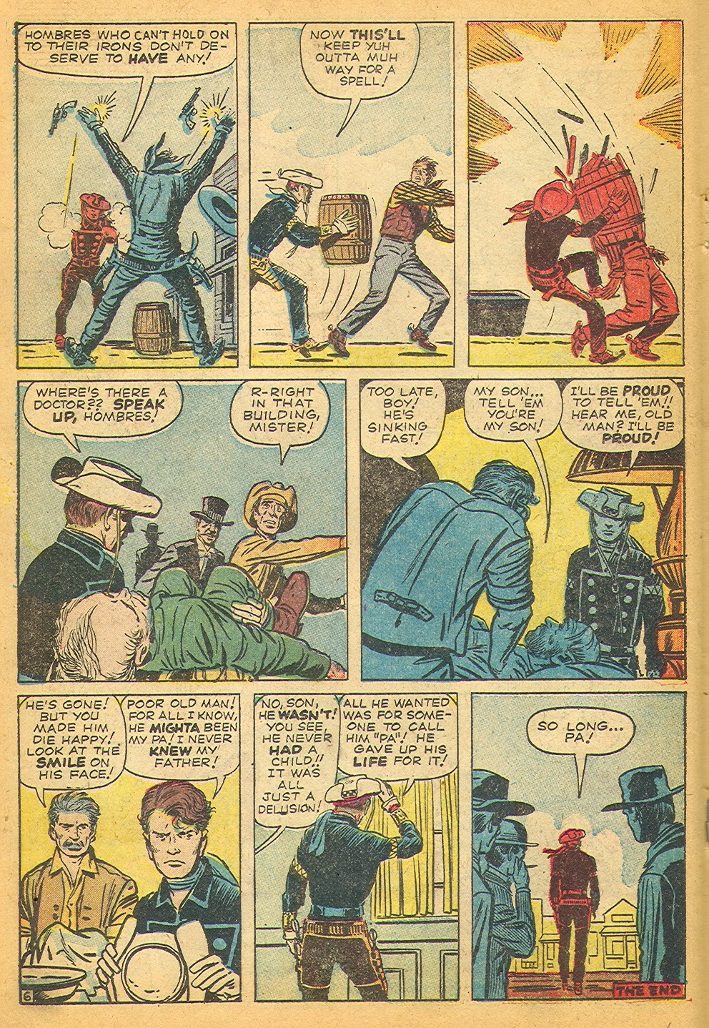 The Rawhide Kid (1955) issue 26 - Page 18