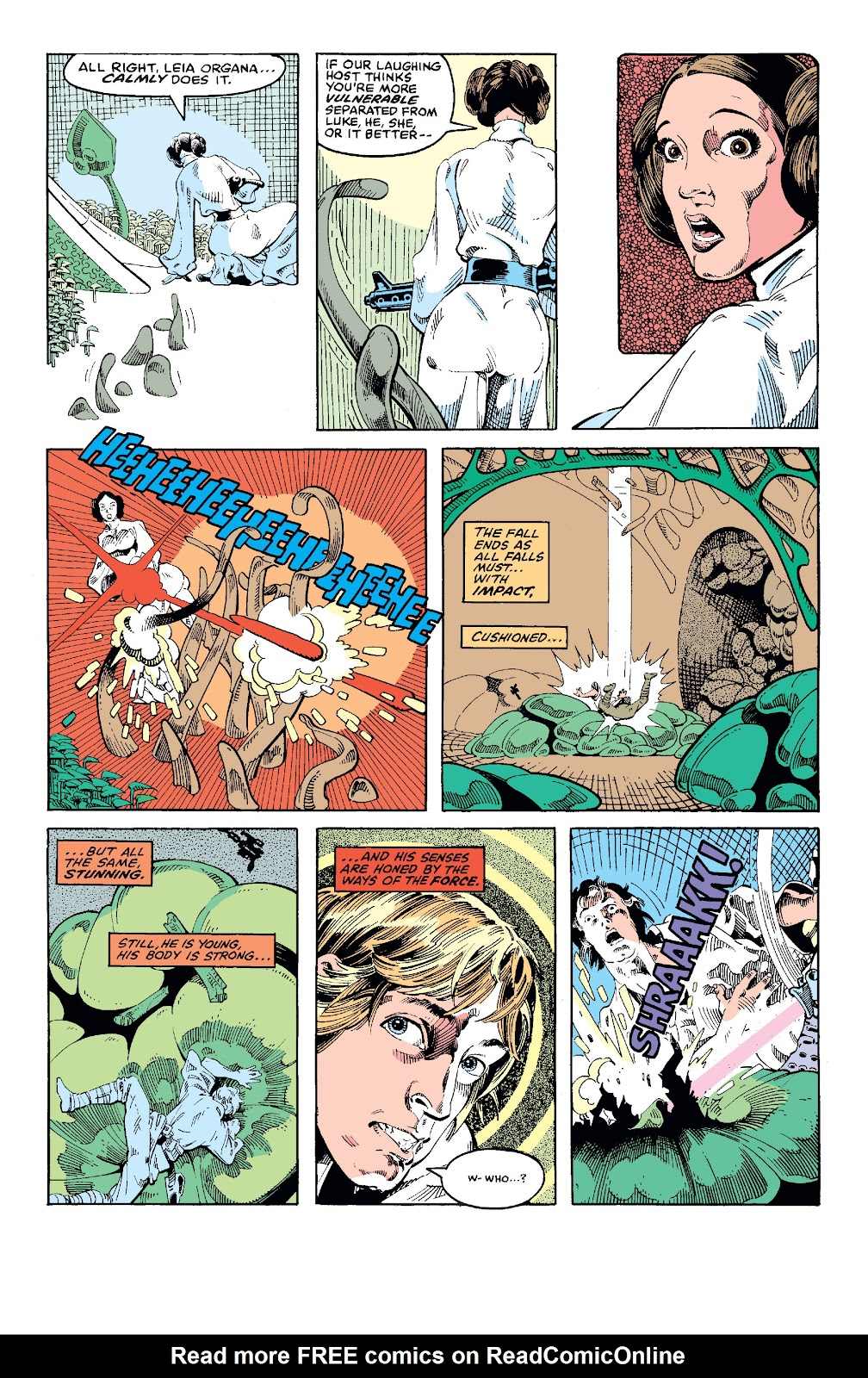 Read online Star Wars Legends: The Original Marvel Years - Epic Collection comic -  Issue # TPB 2 (Part 4) - 1