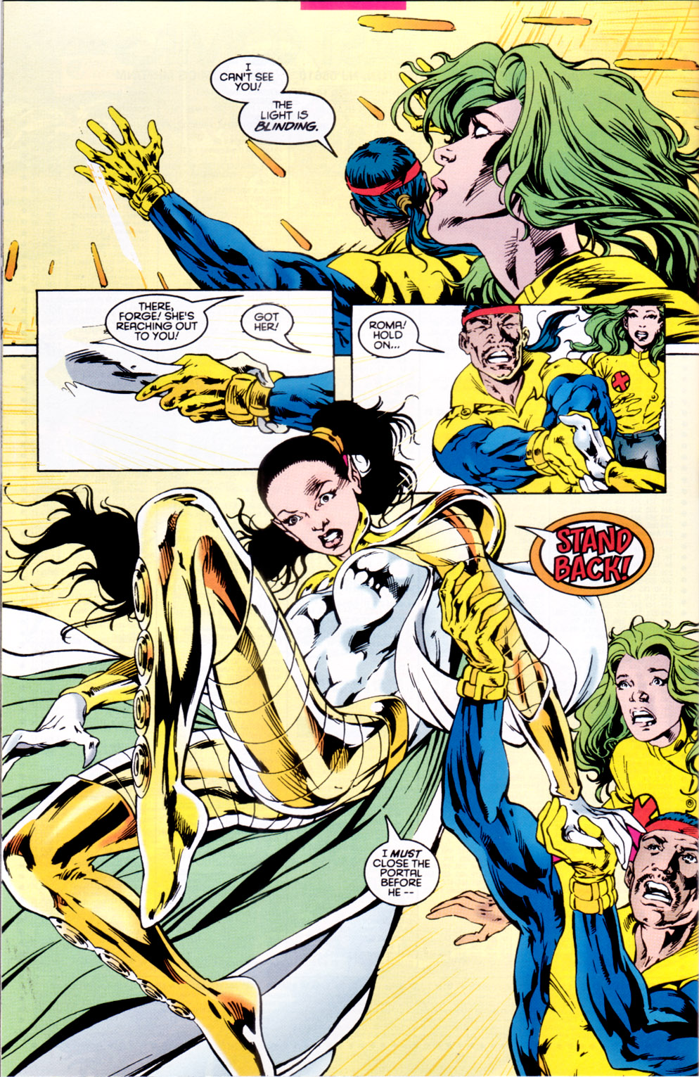 Read online X-Factor (1986) comic -  Issue #118 - 22