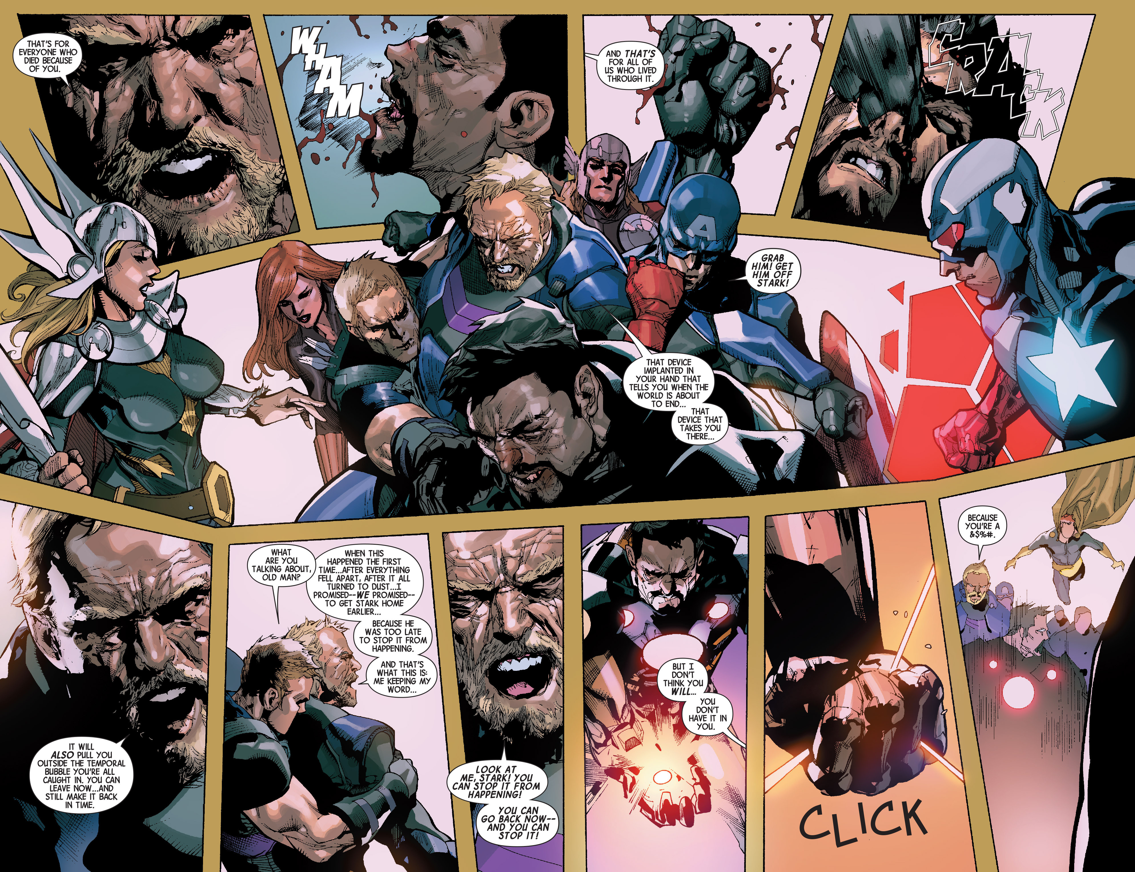Read online Avengers (2013) comic -  Issue #30 - 18