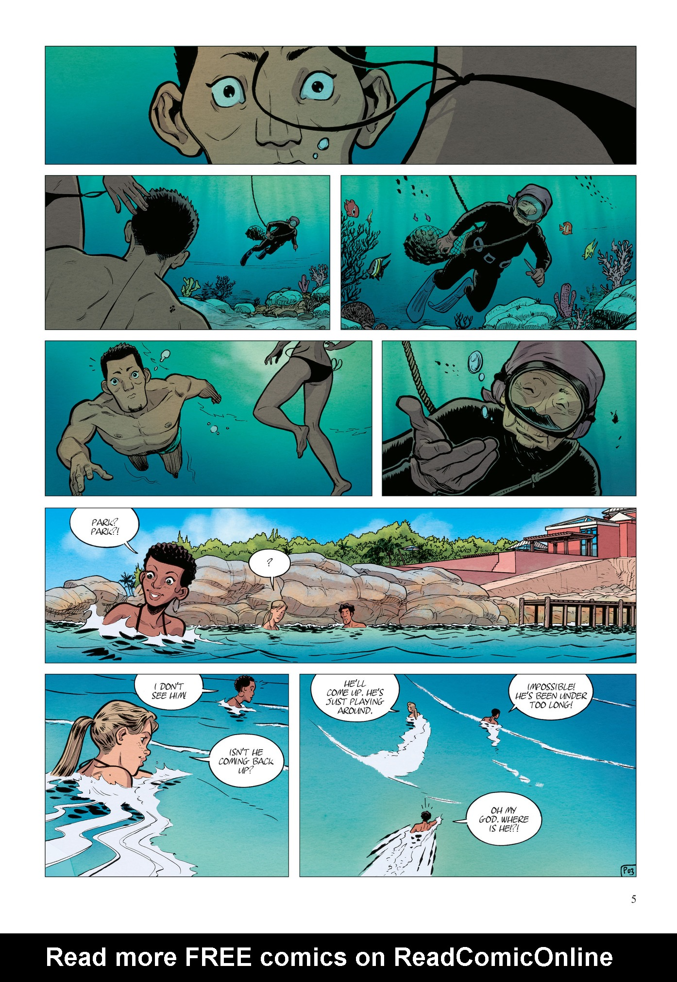 Read online Alter Ego comic -  Issue #5 - 7