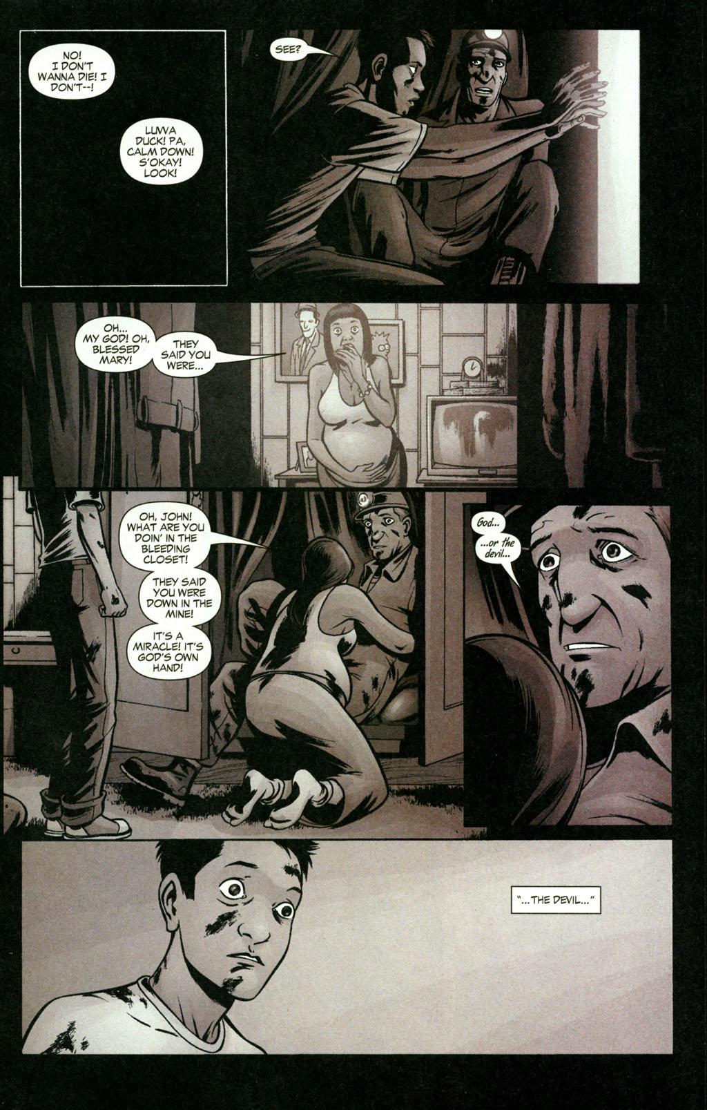 Read online Fallen Angel (2003) comic -  Issue #16 - 14