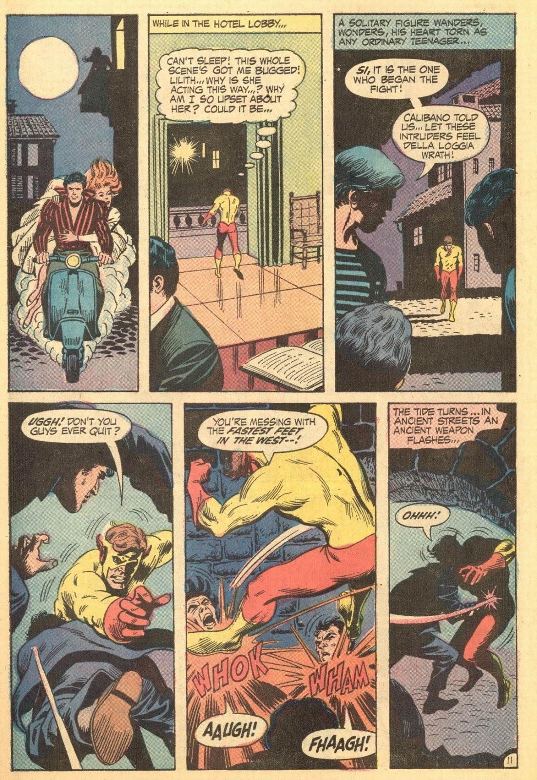 Teen Titans (1966) issue 35 - Page 14