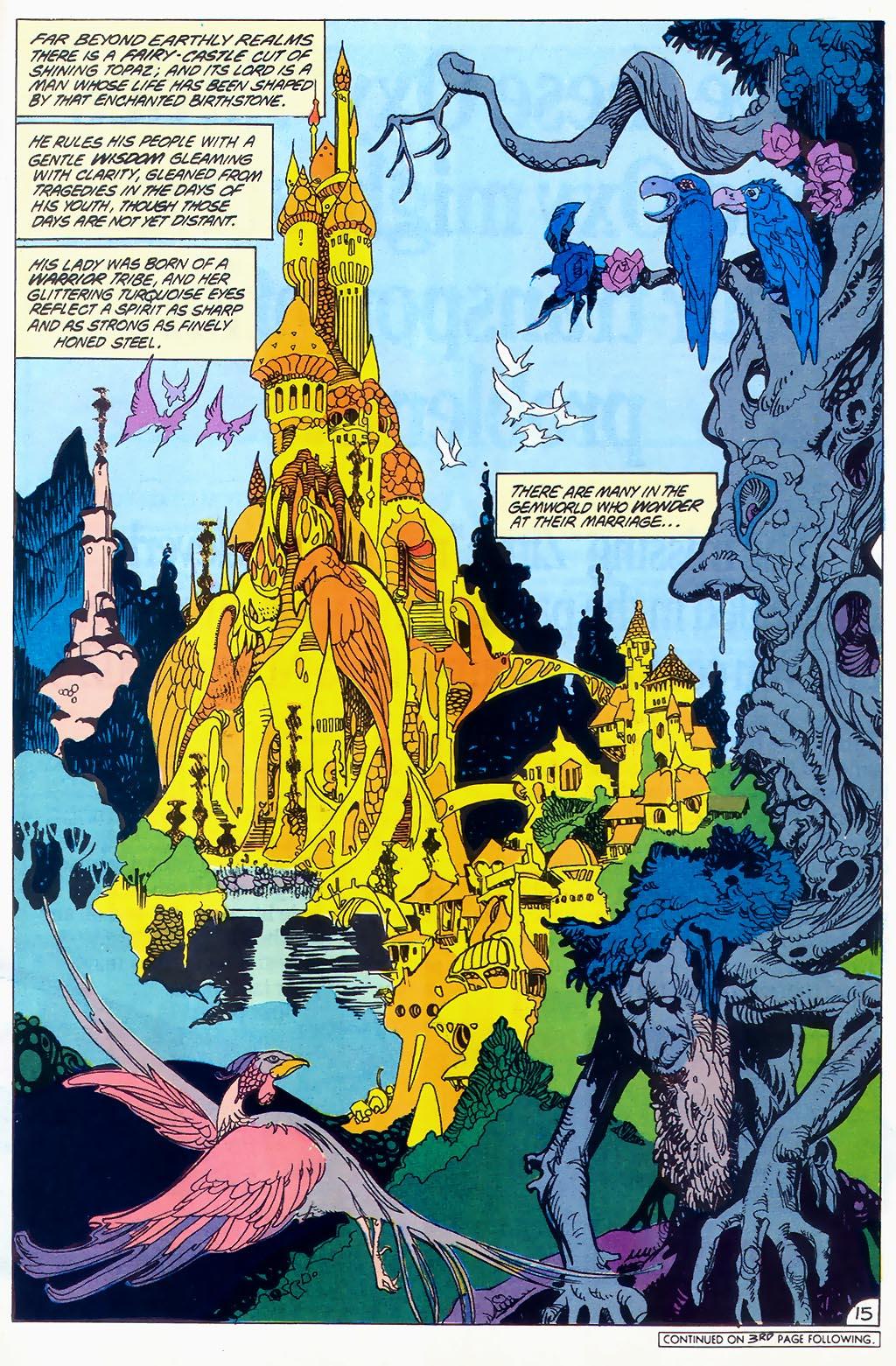 Read online Amethyst (1987) comic -  Issue #1 - 16