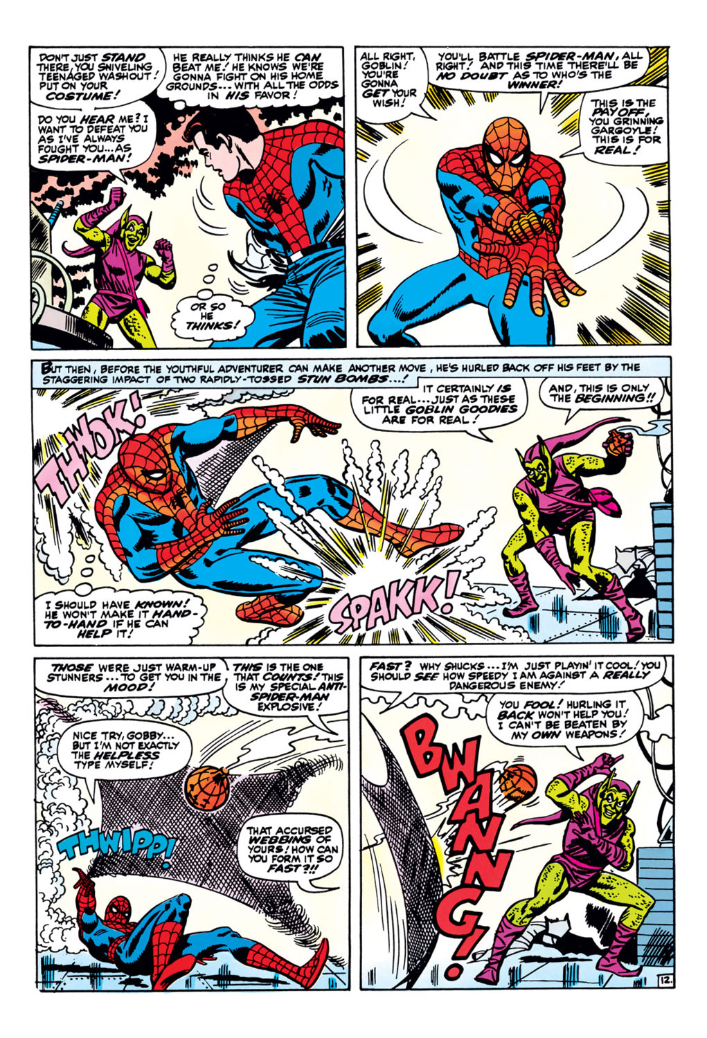 The Amazing Spider-Man (1963) 40 Page 12