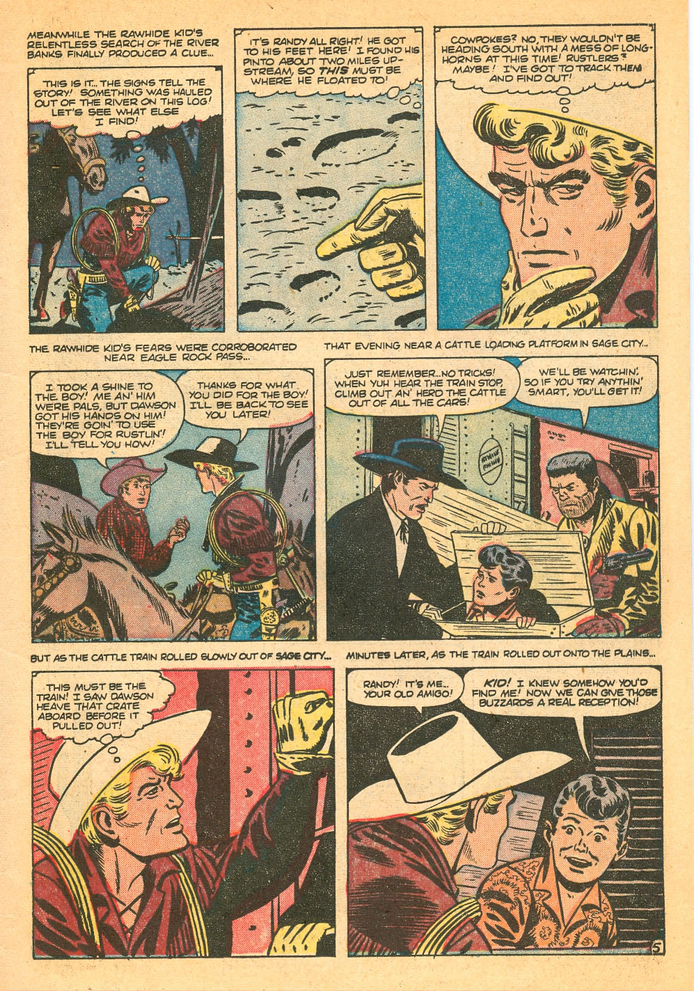The Rawhide Kid (1955) issue 3 - Page 15