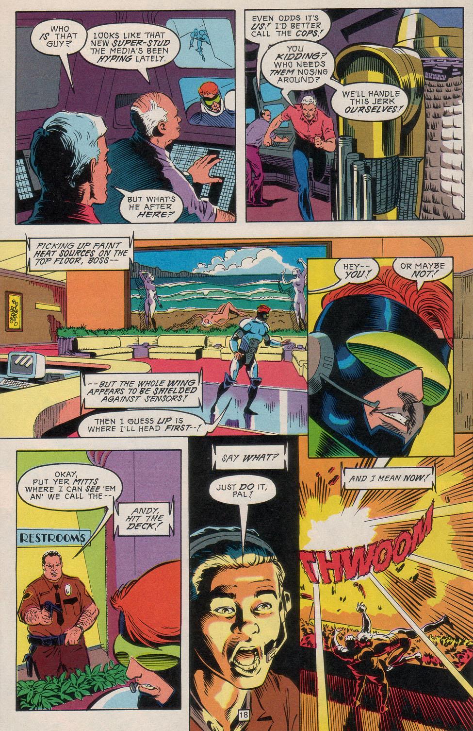 Read online Gunfire comic -  Issue #4 - 22